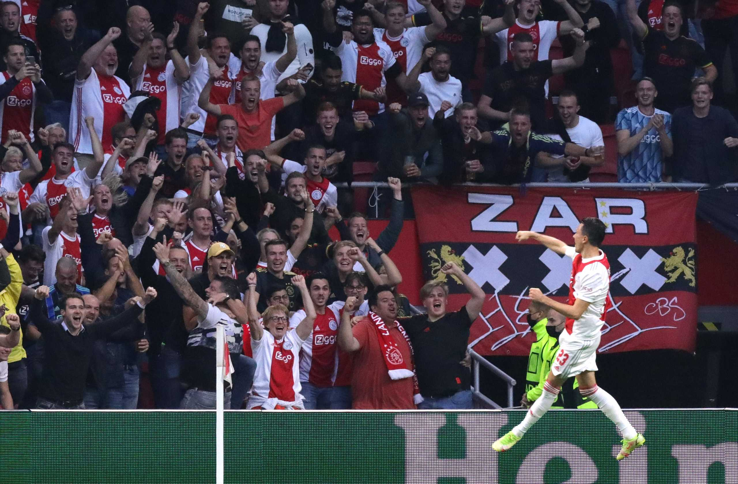 Champions League, Άγιαξ – Μπεσίκτας 2-0 και Σαχτάρ – Ίντερ 0-0: 2Χ2 άνετα ο «Άιαντας», Δίκαιη «μοιρασιά» στο Κίεβο