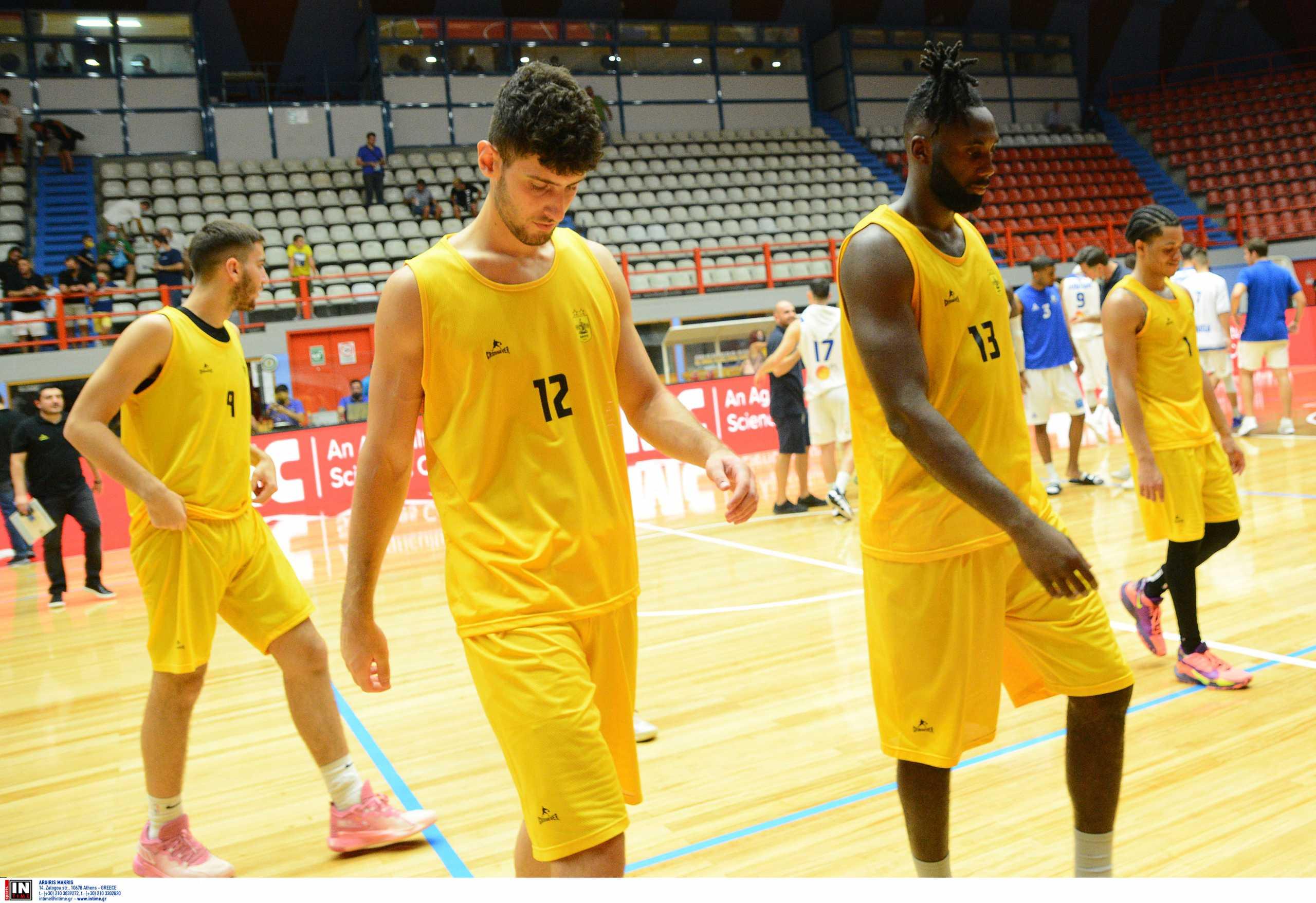 Λάρισα – Άρης 68-67: Αποκλεισμός για τους «κίτρινους» στο Κύπελλο Ελλάδας με «θρίλερ» στο φινάλε