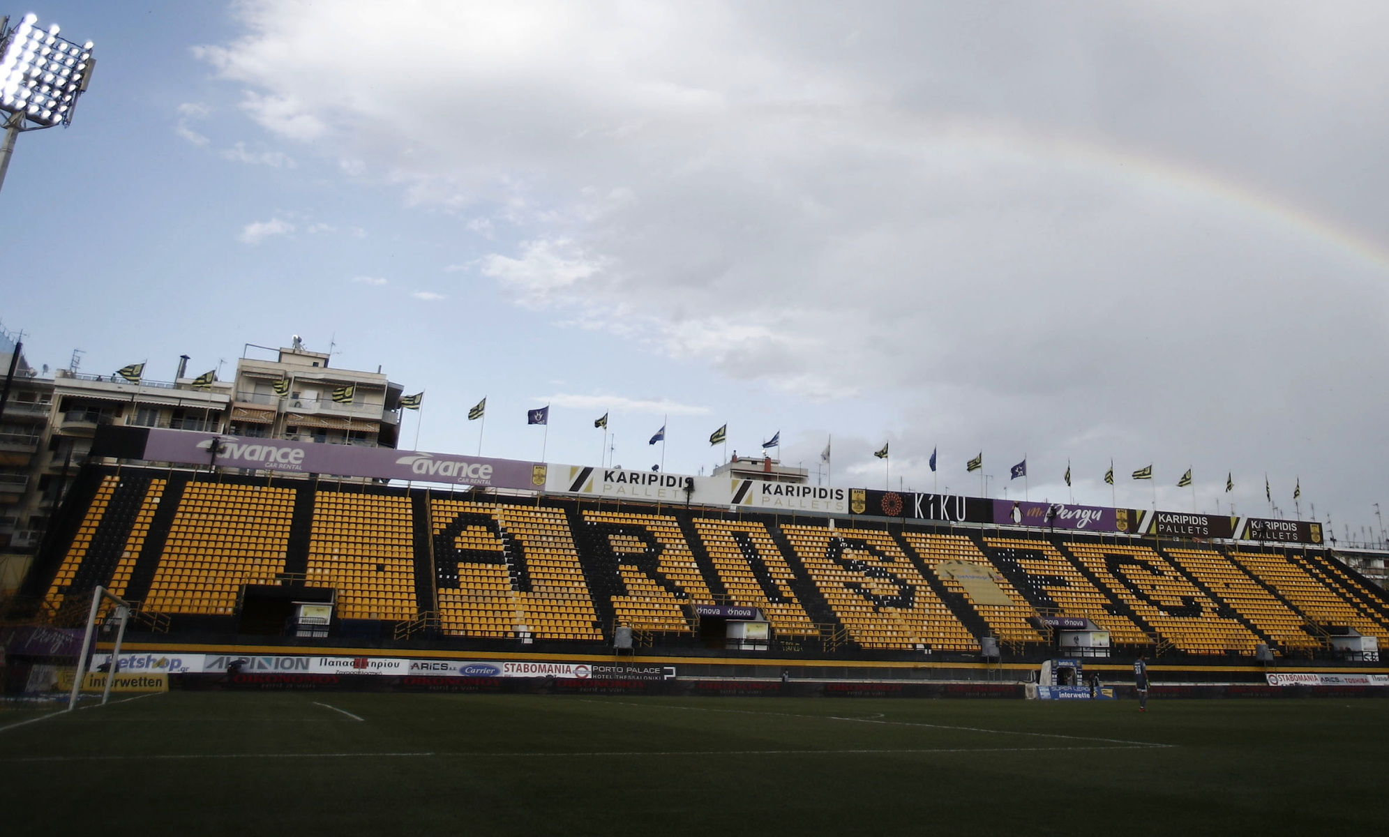 Άρης: Θέλει νέο γήπεδο 30.000 θέσεων στον χώρο του «Βικελίδης»