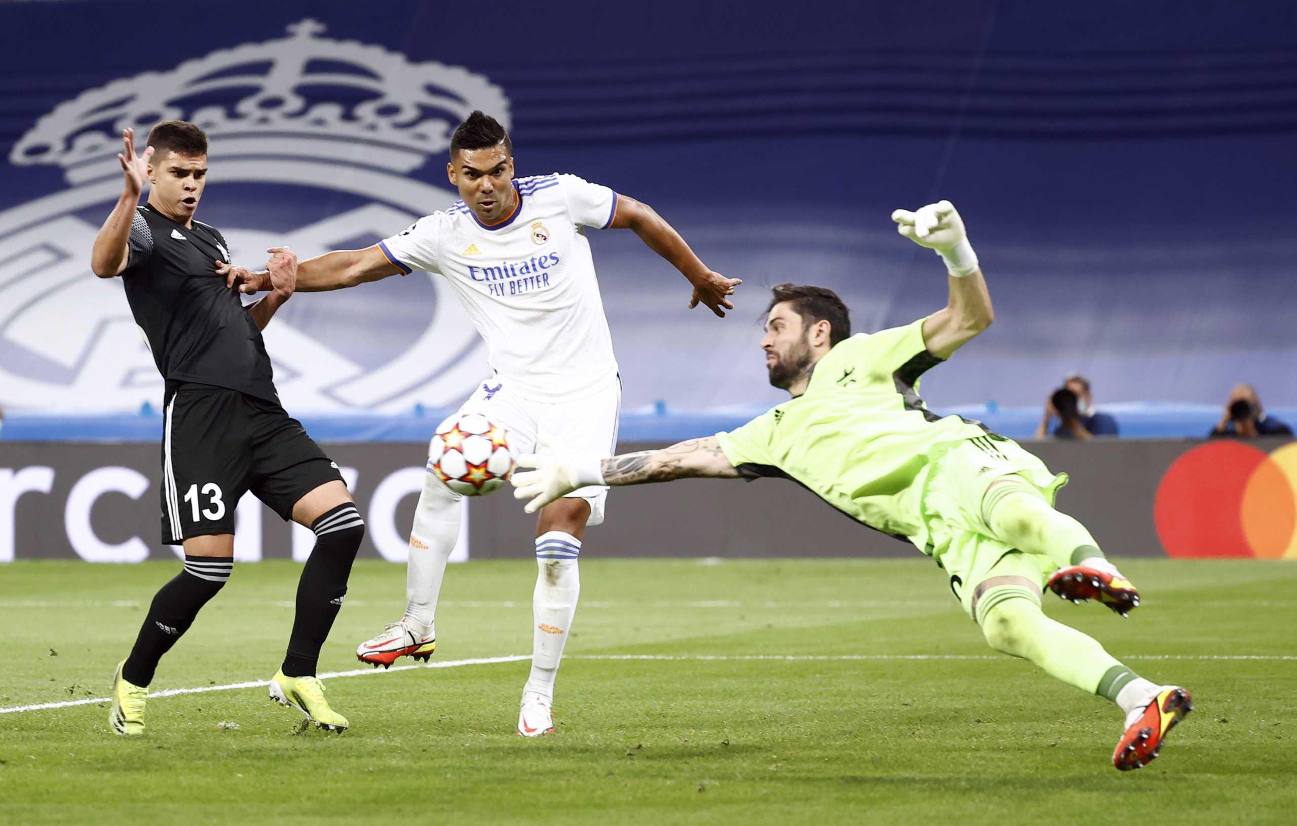 Champions League, Ρεάλ – Σέριφ: Ο Γιώργος Αθανασιάδης MVP του ματς – Δείτε όλες τις επεμβάσεις