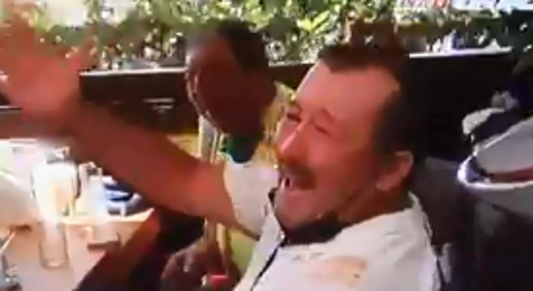 Ρεάλ Μαδρίτης: Εργάτες στο Μπερναμπέου τραγουδούν συνθήματα της Ατλέτικο