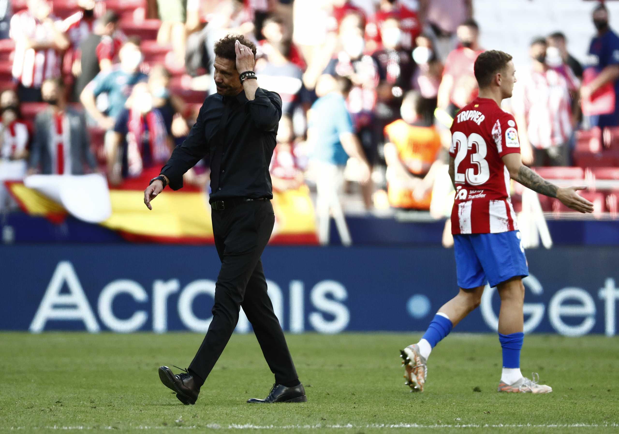Ατλέτικο Μαδρίτης – Αθλέτικ Μπιλμπάο 0-0: Νέα «γκέλα» για την ομάδα του Σιμεόνε