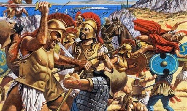 Μάχη του Μαραθώνα: Η νίκη των Ελλήνων που άλλαξε την ιστορία – Δείτε ψηφιακή αναπαράσταση