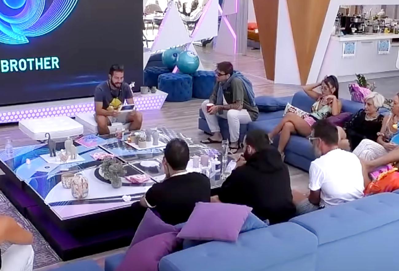 Big Brother: Η ατμόσφαιρα στο σπίτι γίνεται εκρηκτική