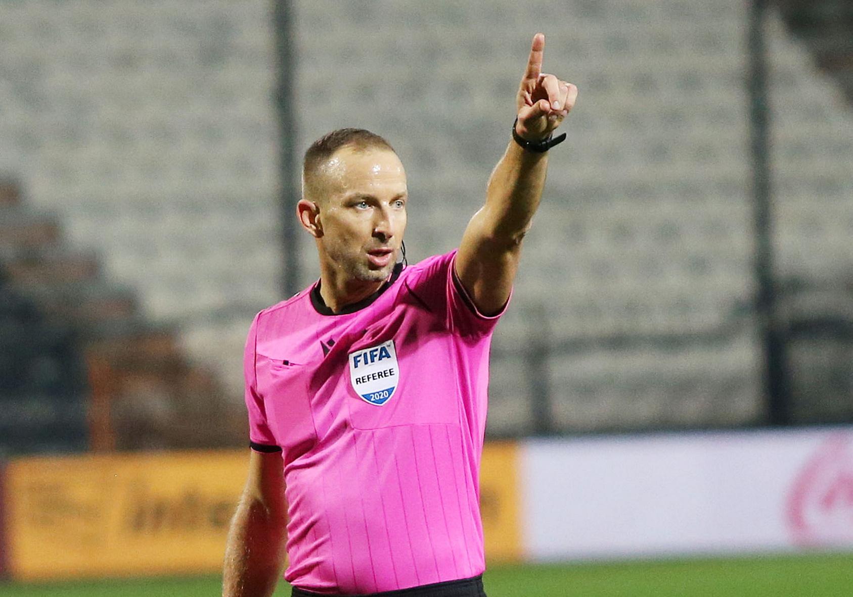 Ολυμπιακός – Αντβέρπ: Ούγγρος διαιτητής στην «ερυθρόλευκη» πρεμιέρα στο Europa League