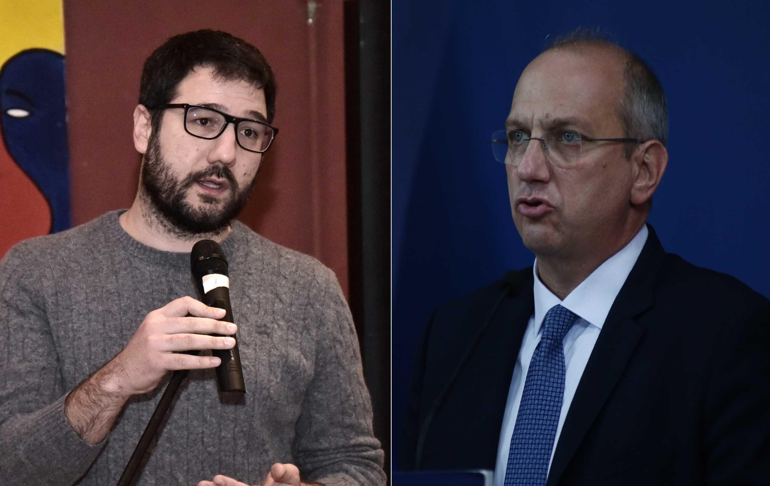 Πολιτική κόντρα με φόντο την ομιλία του Αλέξη Τσίπρα στη Βουλή