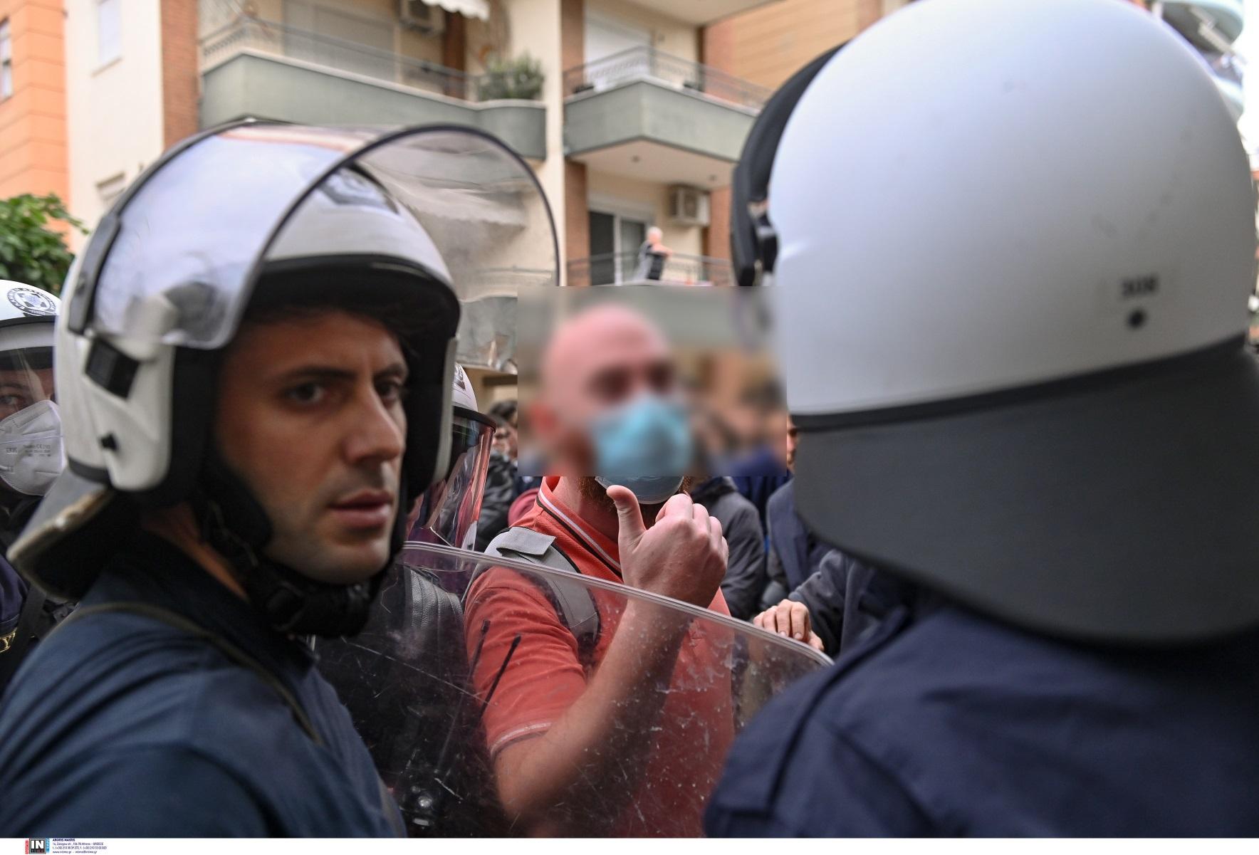 ΕΠΑΛ Σταυρούπολης: 6 συλλήψεις, 40 προσαγωγές και έρευνες της αντιτρομοκρατικής για τα σοβαρά επεισόδια