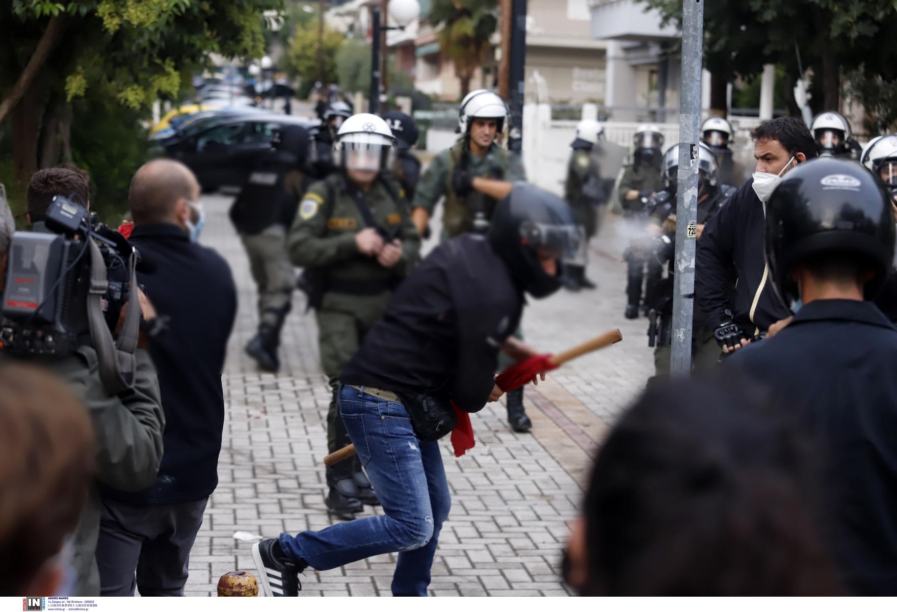 ΕΠΑΛ Σταυρούπολης – ΟΛΜΕ: Αποτροπιαστικά τα γεγονότα – Αιχμές για Νίκη Κεραμέως