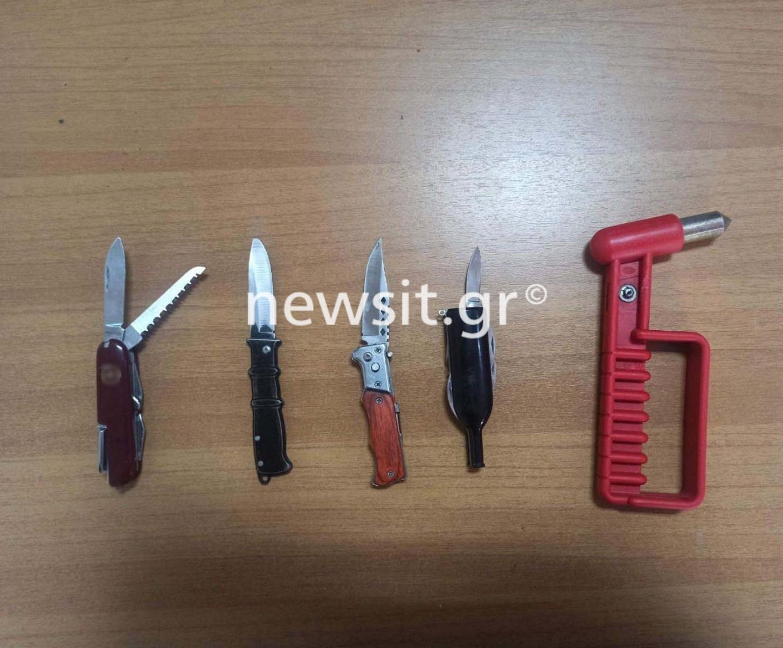 ΕΠΑΛ Σταυρούπολης: Μολότοφ, μαχαίρια, σουγιάδες και σιδερογροθιές μέσα στο σχολείο