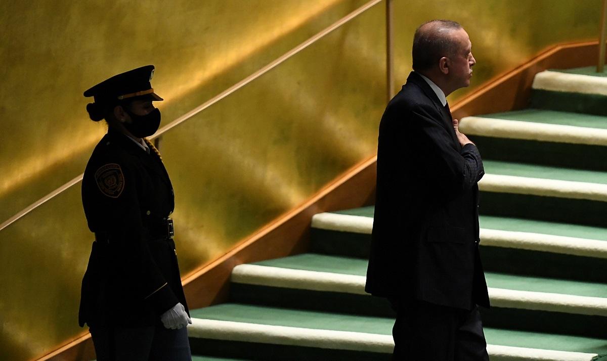 Ερντογάν VS Μπάιντεν: Συνεργάστηκα καλά με τρεις Προέδρους των ΗΠΑ, με αυτόν δεν ξεκινήσαμε καλά