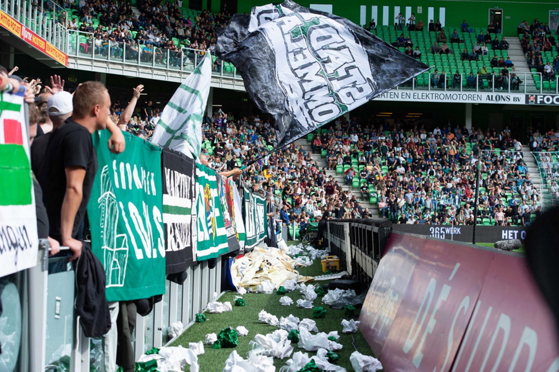 Χωρίς περιορισμούς για τον κορονοϊό οι οπαδοί στα γήπεδα της Ολλανδίας