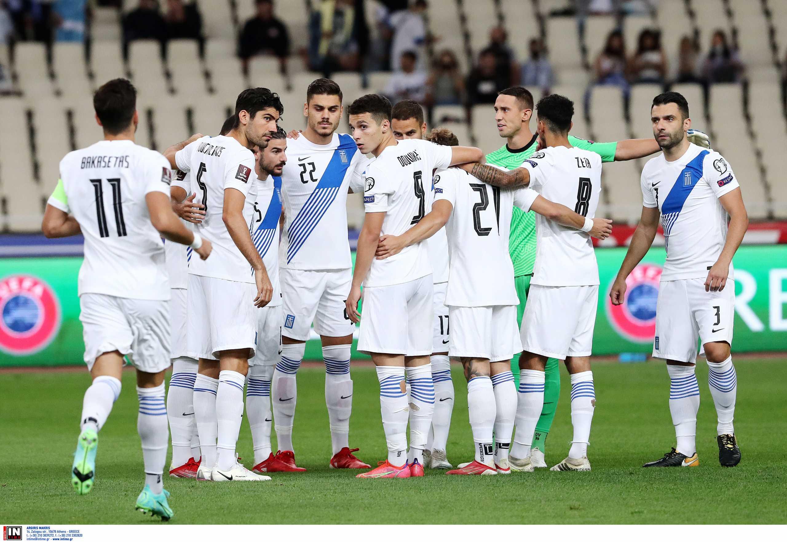 Ελλάδα – Σουηδία 2-1 ΤΕΛΙΚΟ: Πρώτη νίκη στα προκριματικά του Παγκοσμίου Κυπέλλου