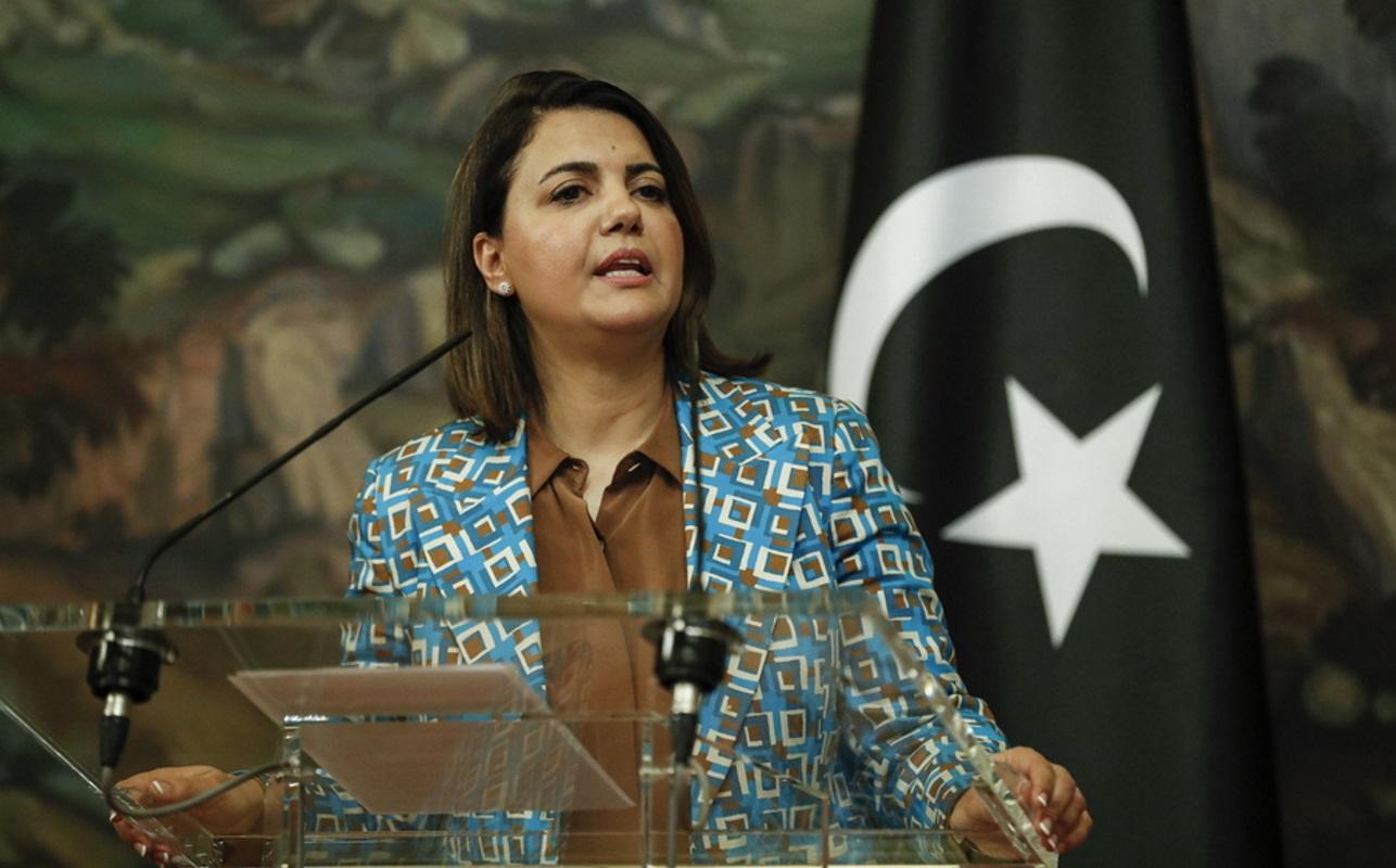Νίκος Δένδιας: Συνάντηση με τη Λίβυα υπουργό Εξωτερικών τη Δεύτερα στην Αθήνα