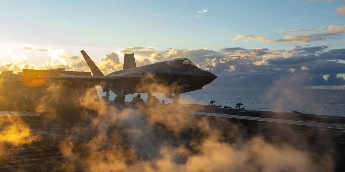 «Ψυχρολουσία» στις ΗΠΑ με τα F-35: Πόσα stealth μαχητικά θα παραδοθούν φέτος;