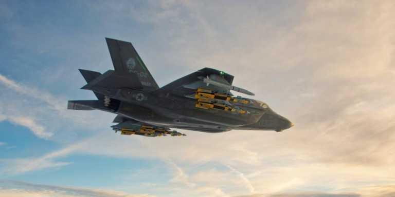 «Φόβος και τρόμος» τα «ευρωπαϊκά» stealth μαχητικά F-35 με πυραύλους Meteor και SPEAR-3