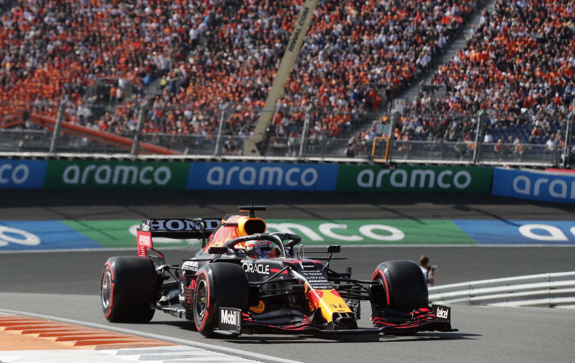 Formula 1: Poleman ο Φερστάπεν στην πατρίδα του