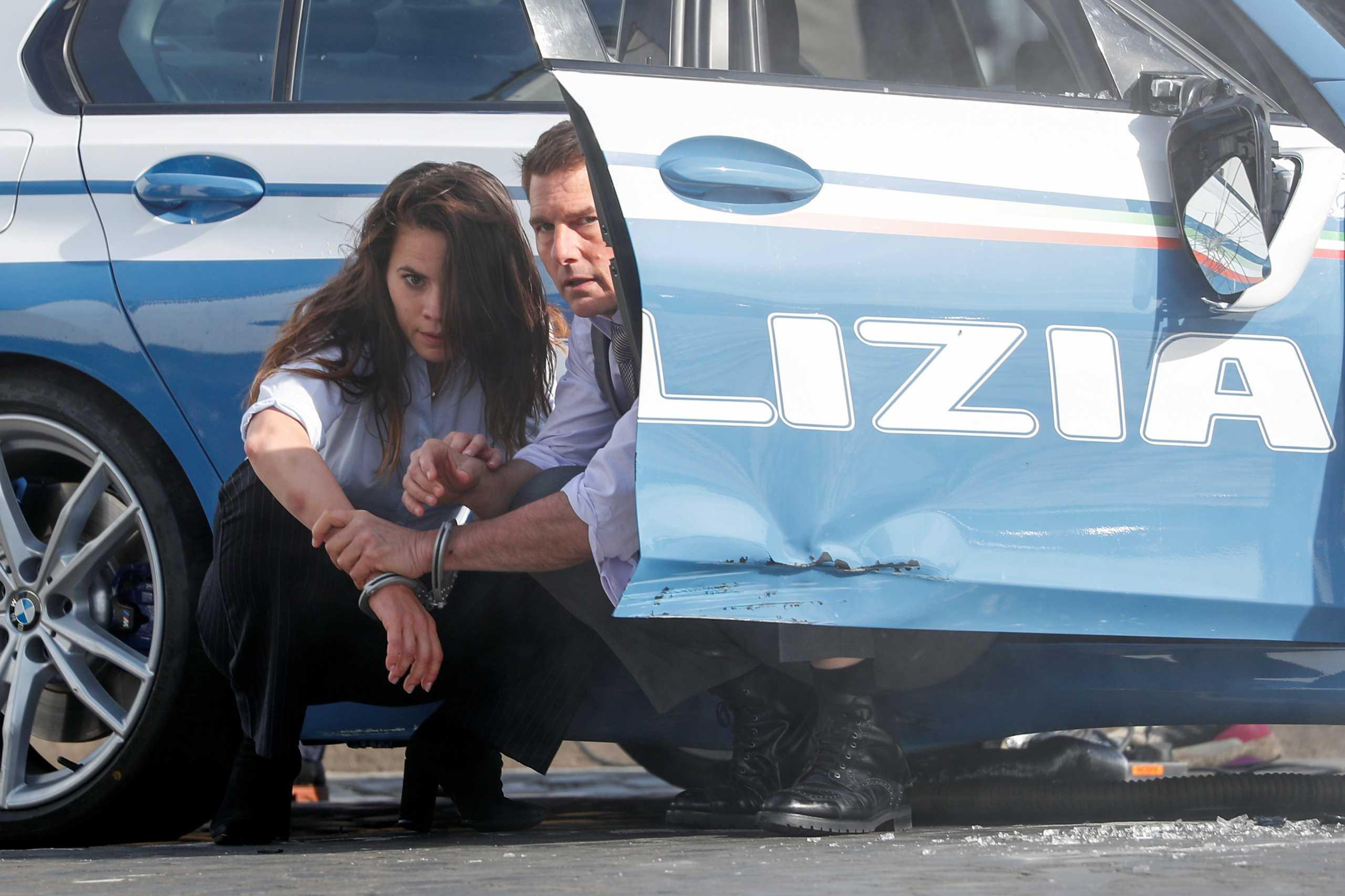«Mission Impossible 7»: Η Paramount ζητά αποζημίωση για τις διακοπές των γυρισμάτων της ταινίας  λόγω κορονοϊού