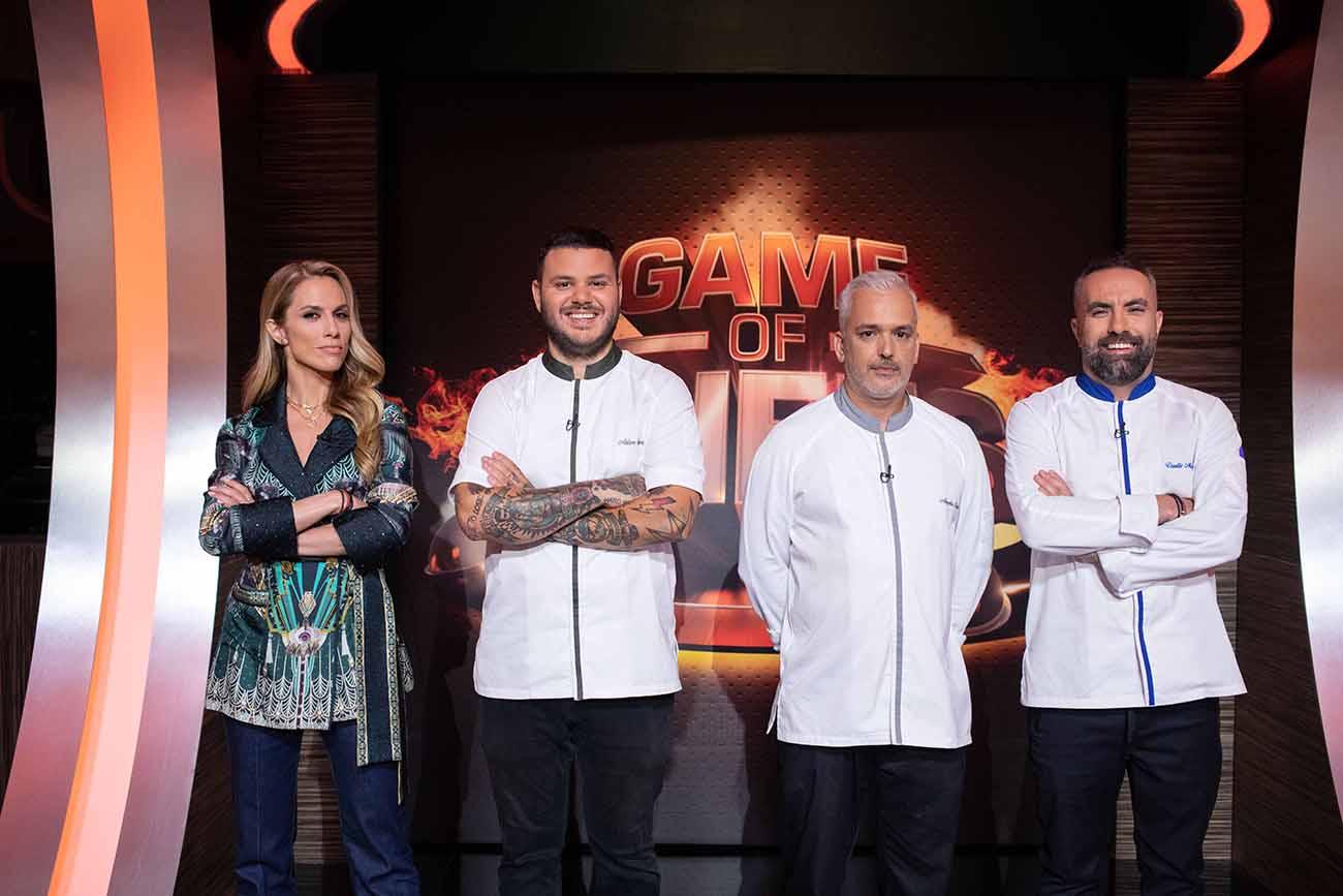 Game Of Chefs: Αρχίζει το Bootcamp και μόνο 24 θα περάσουν στην επόμενη φάση