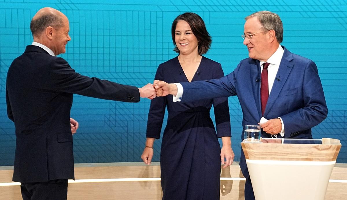 Γερμανία – εκλογές: «Γκρίνια» των μικρών κομμάτων για τη θεματολογία του ντιμπέιτ