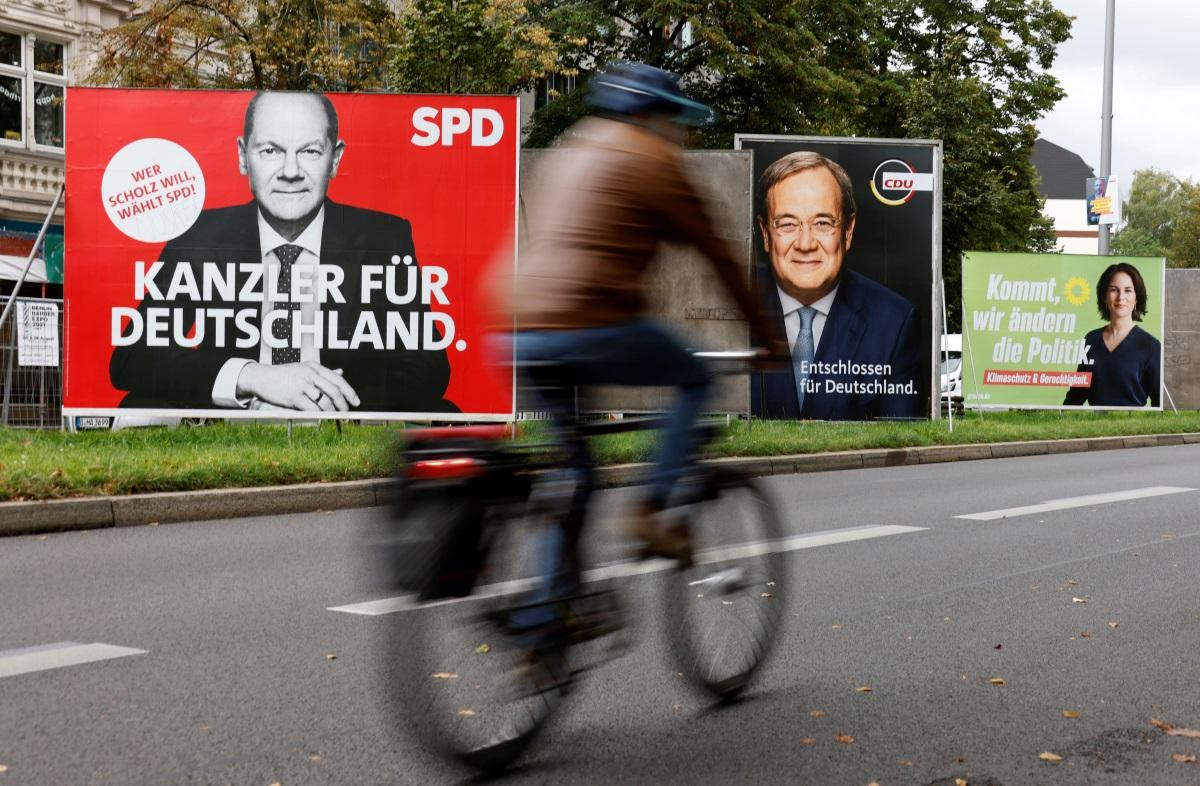 Γερμανία – εκλογές: «Είναι οι πιο κρίσιμες από το 1990» – Διευρύνεται το προβάδισμα του SPD