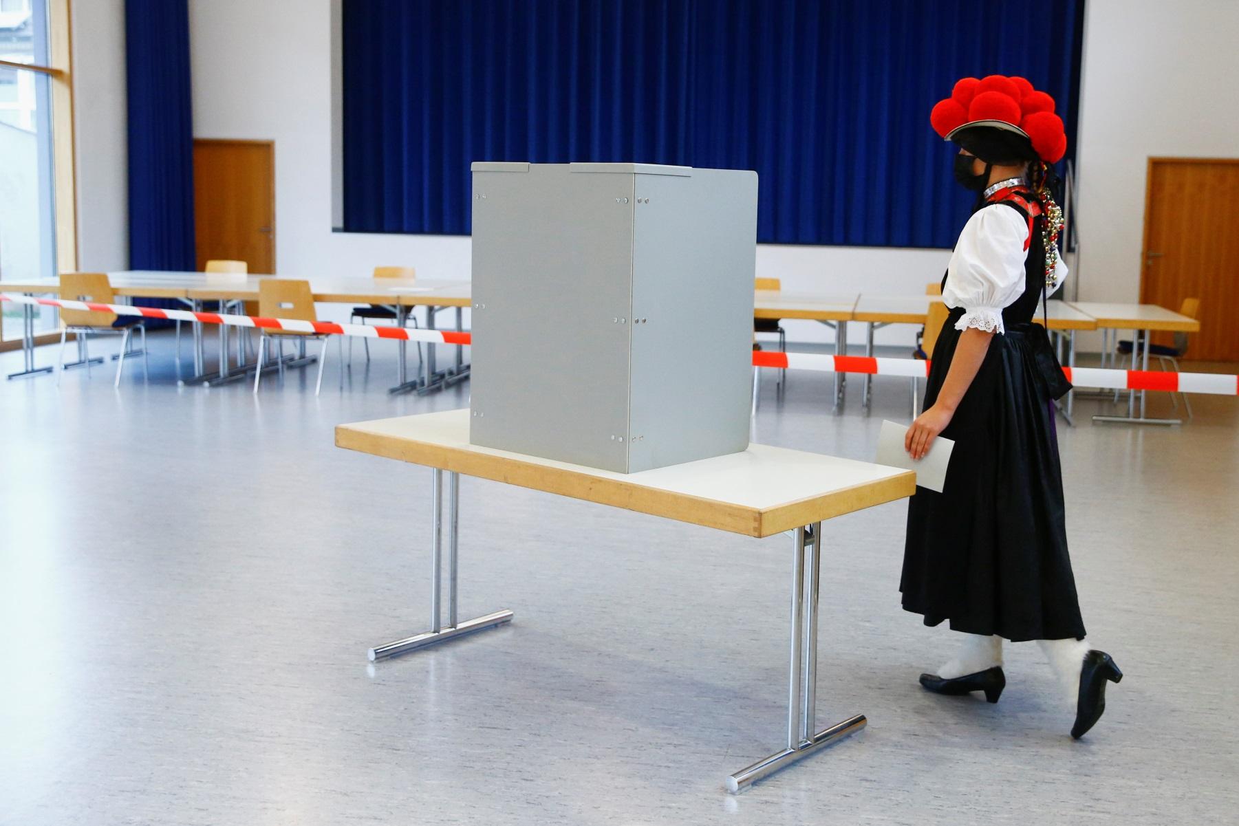Γερμανία – εκλογές: Βόμβα του Β' Παγκοσμίου Πολέμου διέκοψε την ψηφοφορία