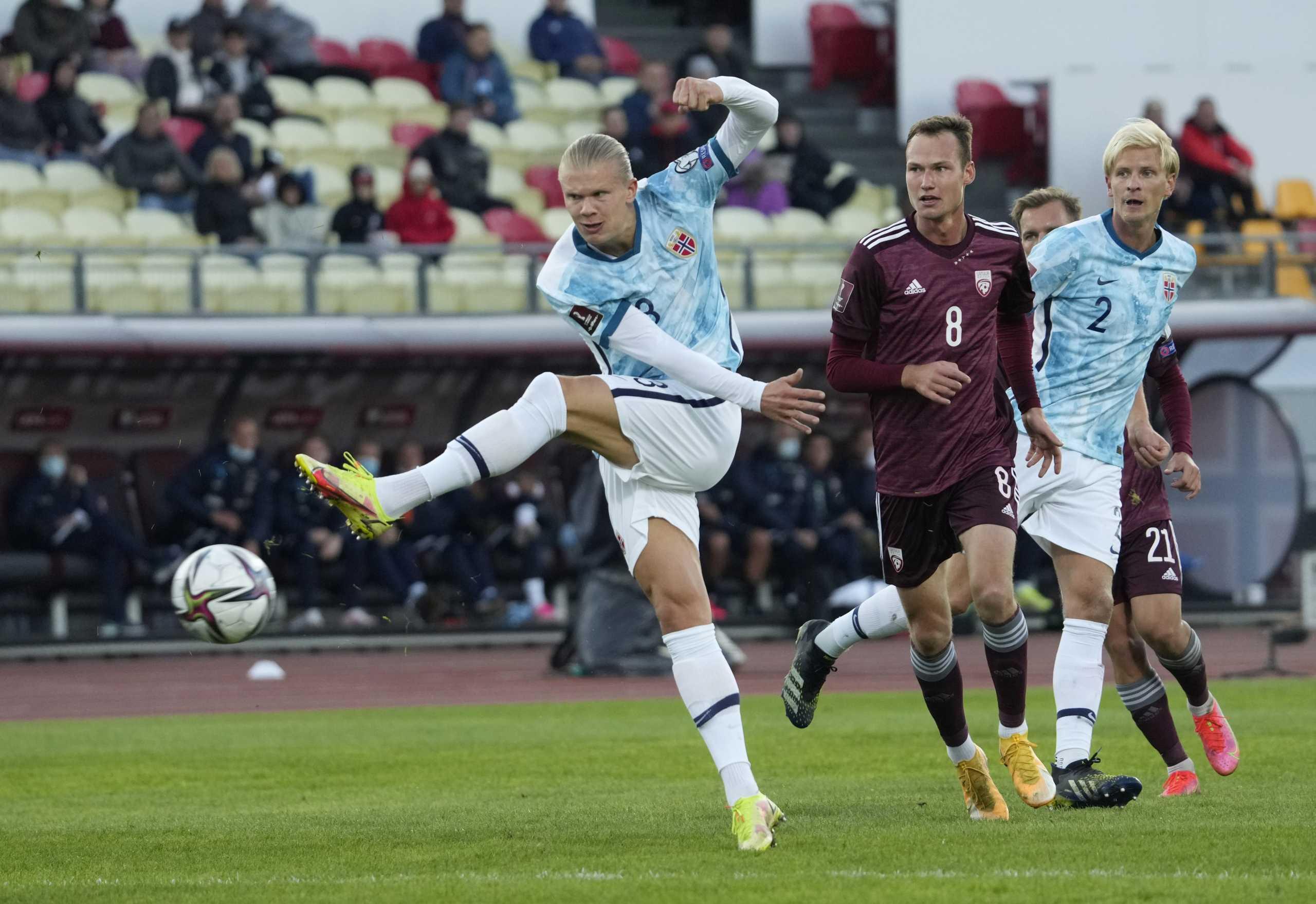 Προκριματικά Παγκοσμίου Κυπέλλου: Σημαντικές νίκες για Σερβία, Νορβηγία και Ρωσία