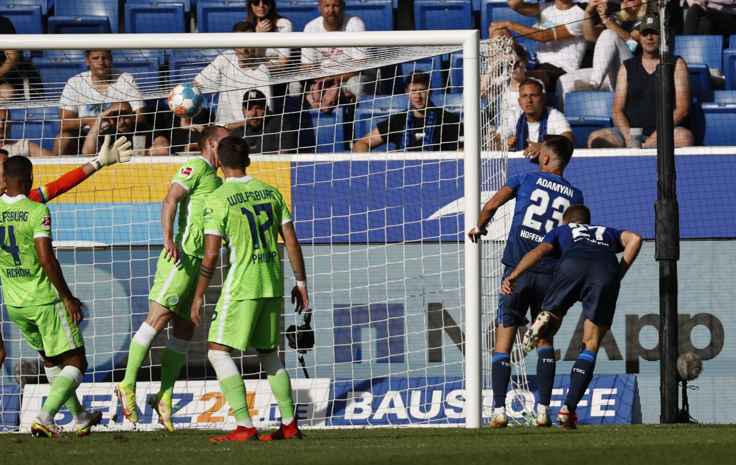 Bundesliga: Πρώτη ήττα για Βόλφσμπουργκ, την «έπιασε» η Μπάγερ Λεβερκούζεν στη δεύτερη θέση