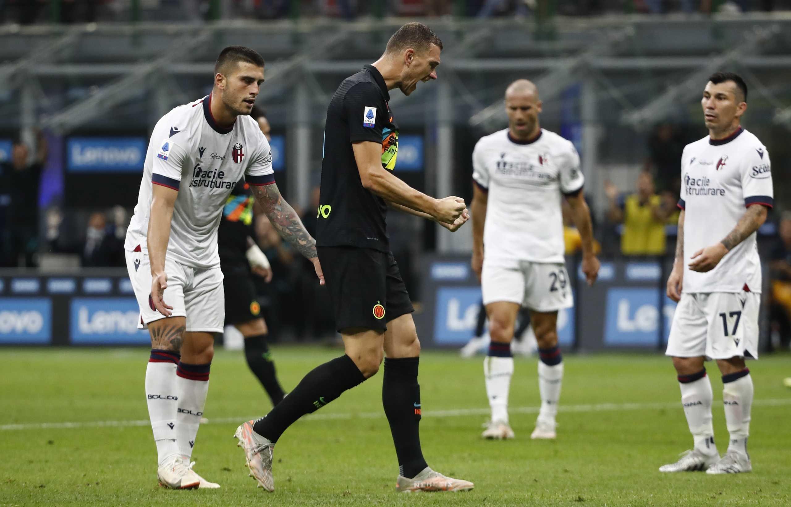 Ίντερ – Μπολόνια: 6-1: Καταιγιστική στο Μιλάνο με τρομερό γκολ από Τζεκο