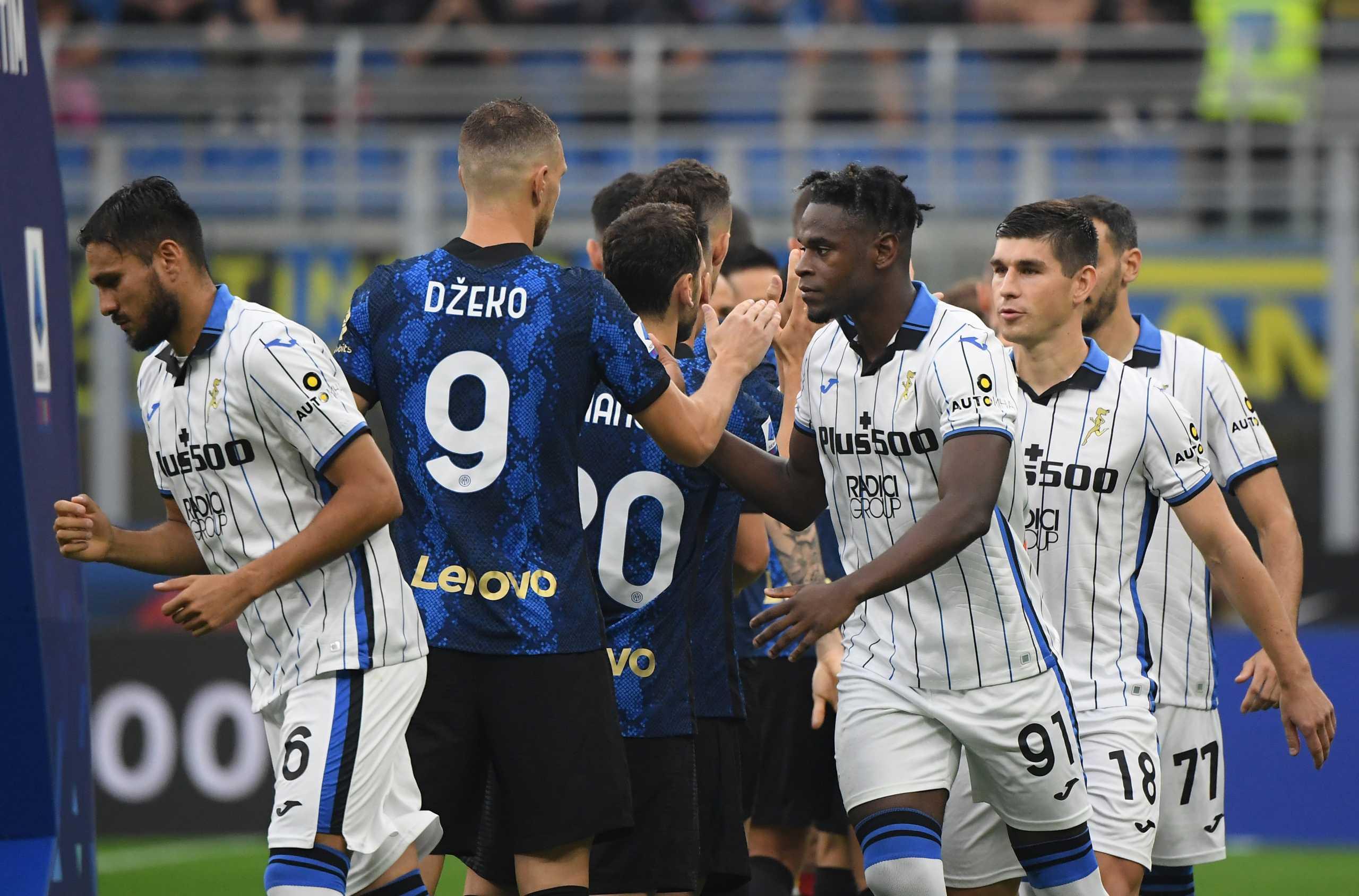 Serie A, Ίντερ – Αταλάντα 2-2: «Τρελό» φινάλε στο Μιλάνο