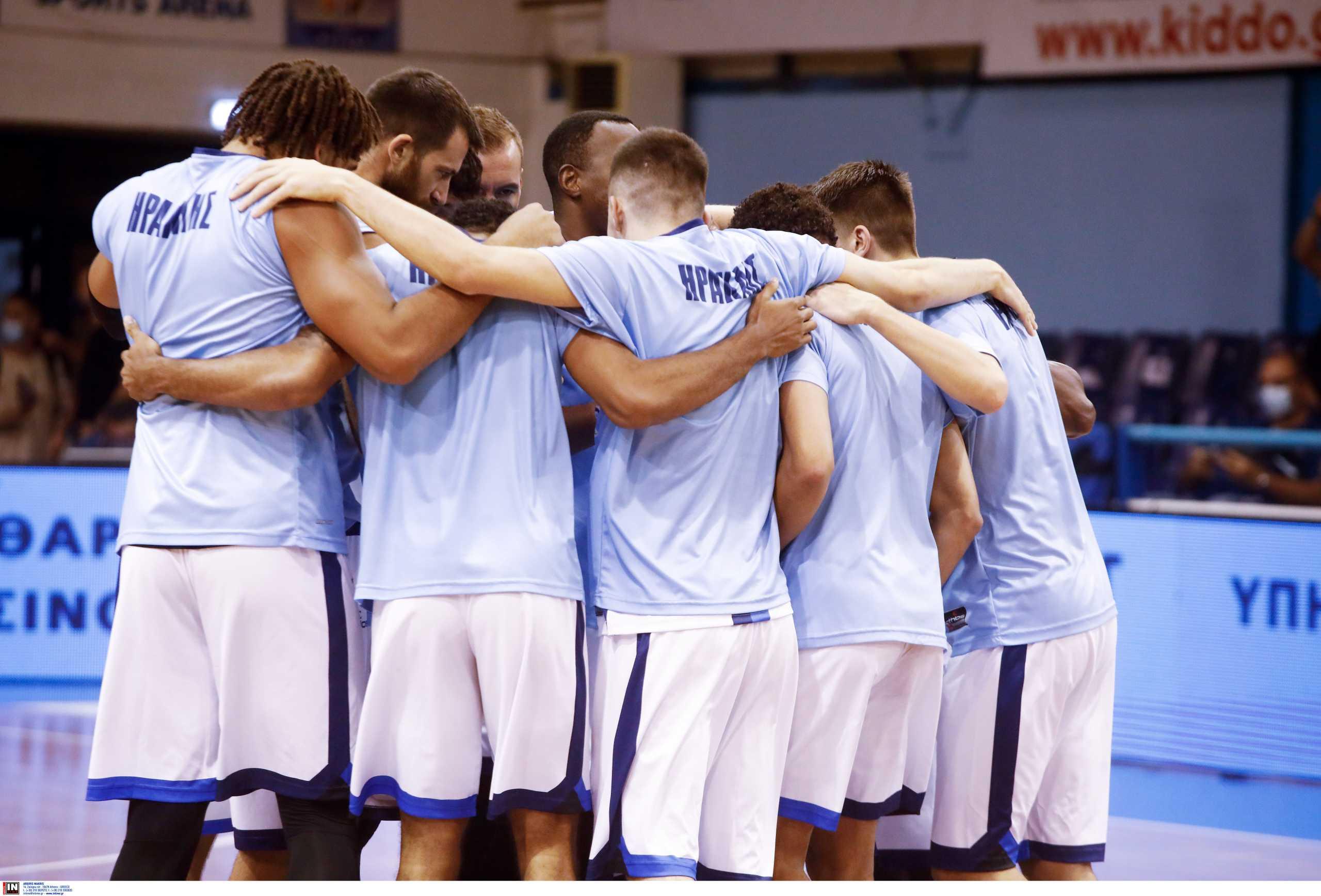 Ηρακλής – Ακαντέμικ 95-75: Ο «Γηραιός» αγγίζει τους ομίλους του FIBA Europe Cup
