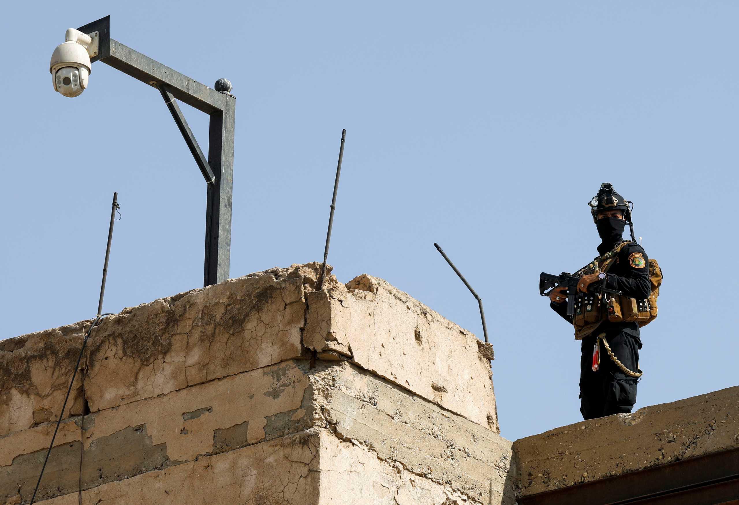 Ιράκ: Δεκατρείς αστυνομικοί σκοτώθηκαν σε επίθεση του Ισλαμικού Κράτους στο Κιρκούκ