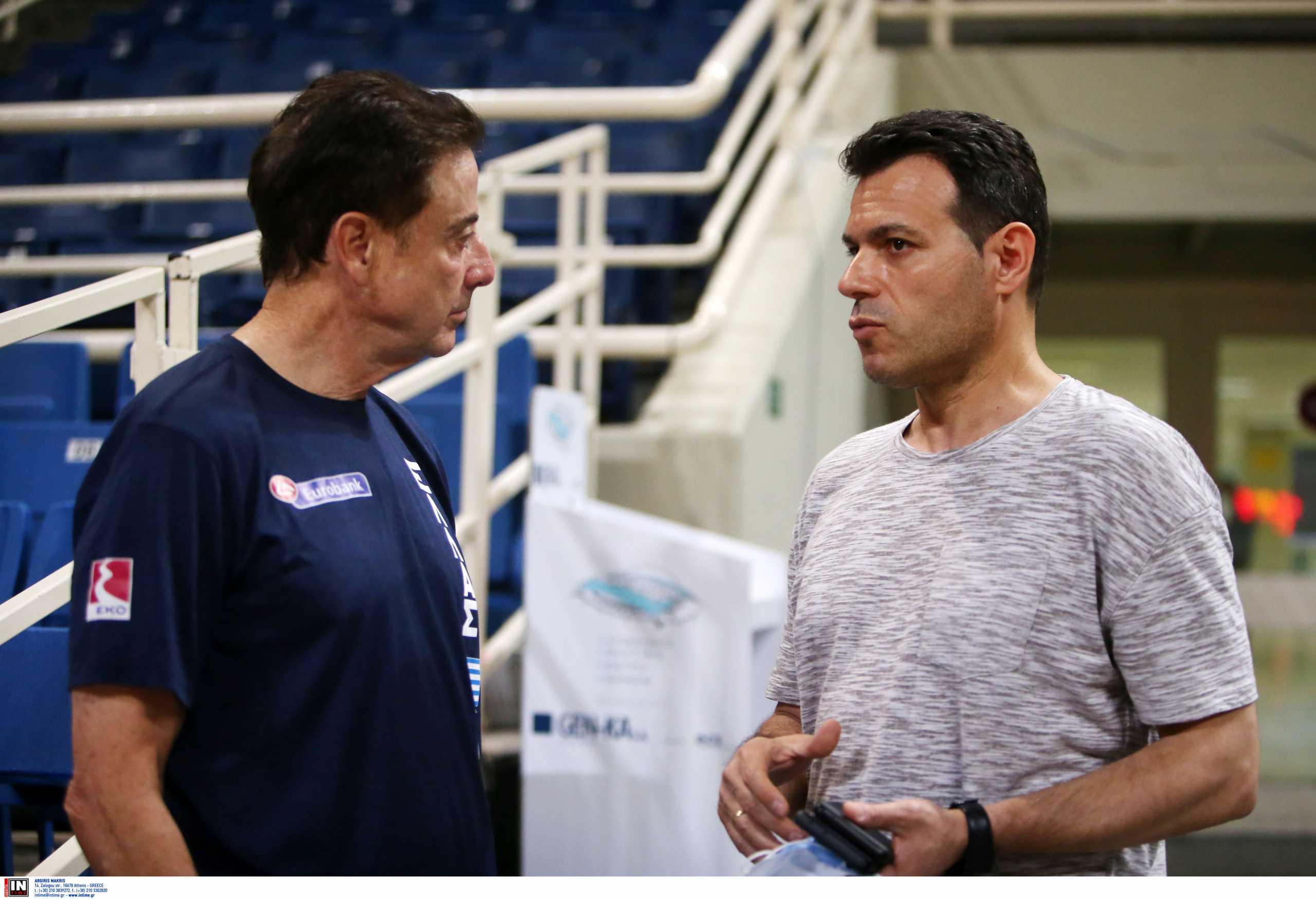 Βαγγέλης Λιόλιος: «Επικοινωνία με Ιτούδη για το Eurobasket» – Τι θα γίνει με τον προπονητή στα «παράθυρα»