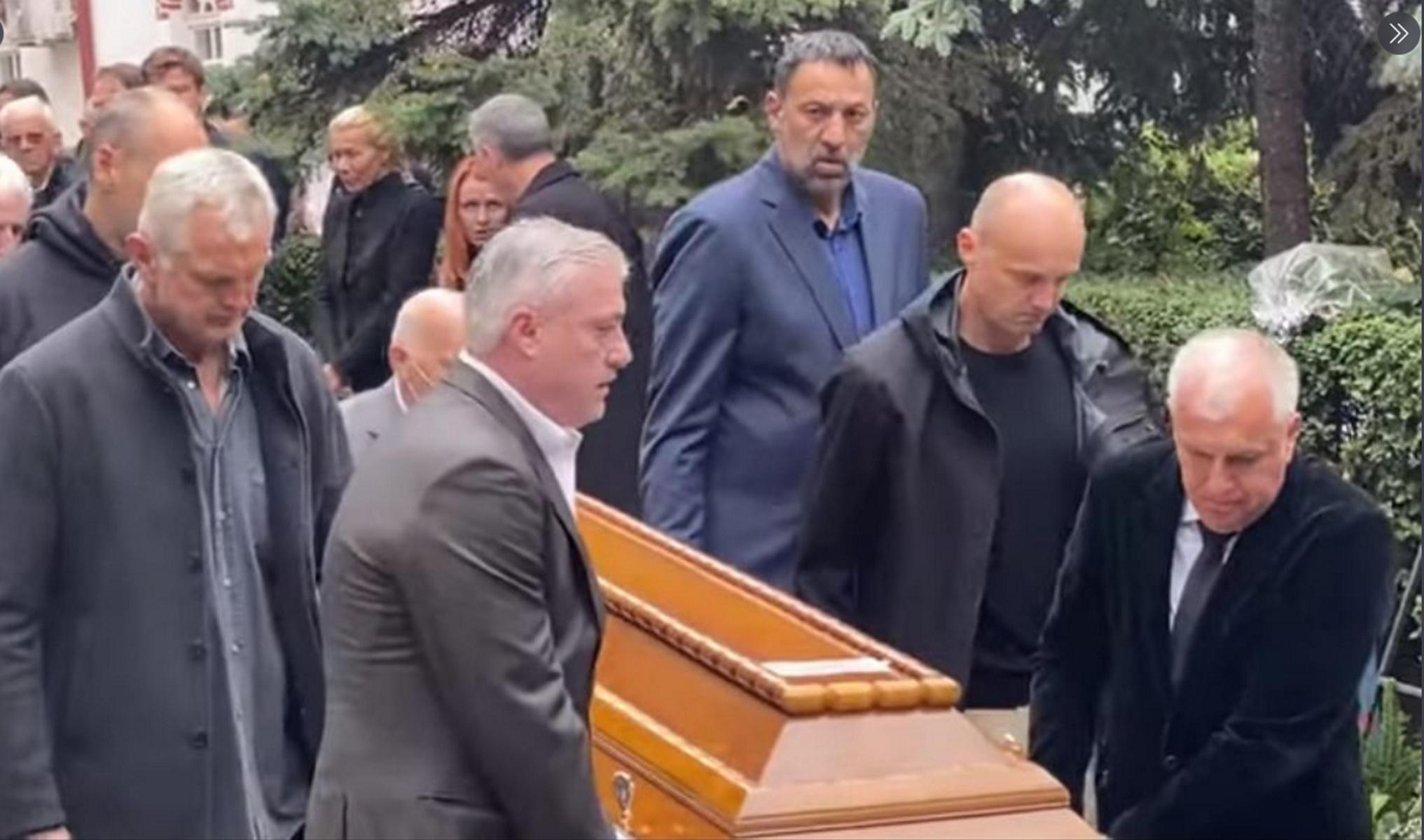 Ντούσαν Ίβκοβιτς: Η Γιουγκοσλαβία «ενώθηκε» στην κηδεία του «Ντούντα»