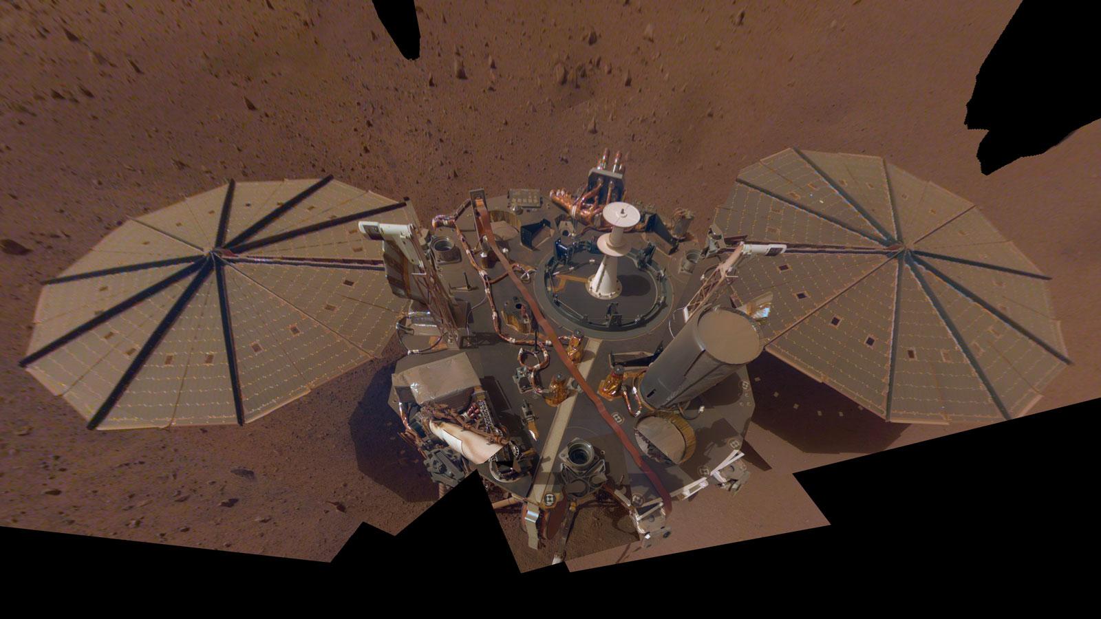 Σεισμός μιάμισης ώρας και 4,2 Ρίχτερ στον Άρη – Όσα κατέγραψε το Insight της NASA