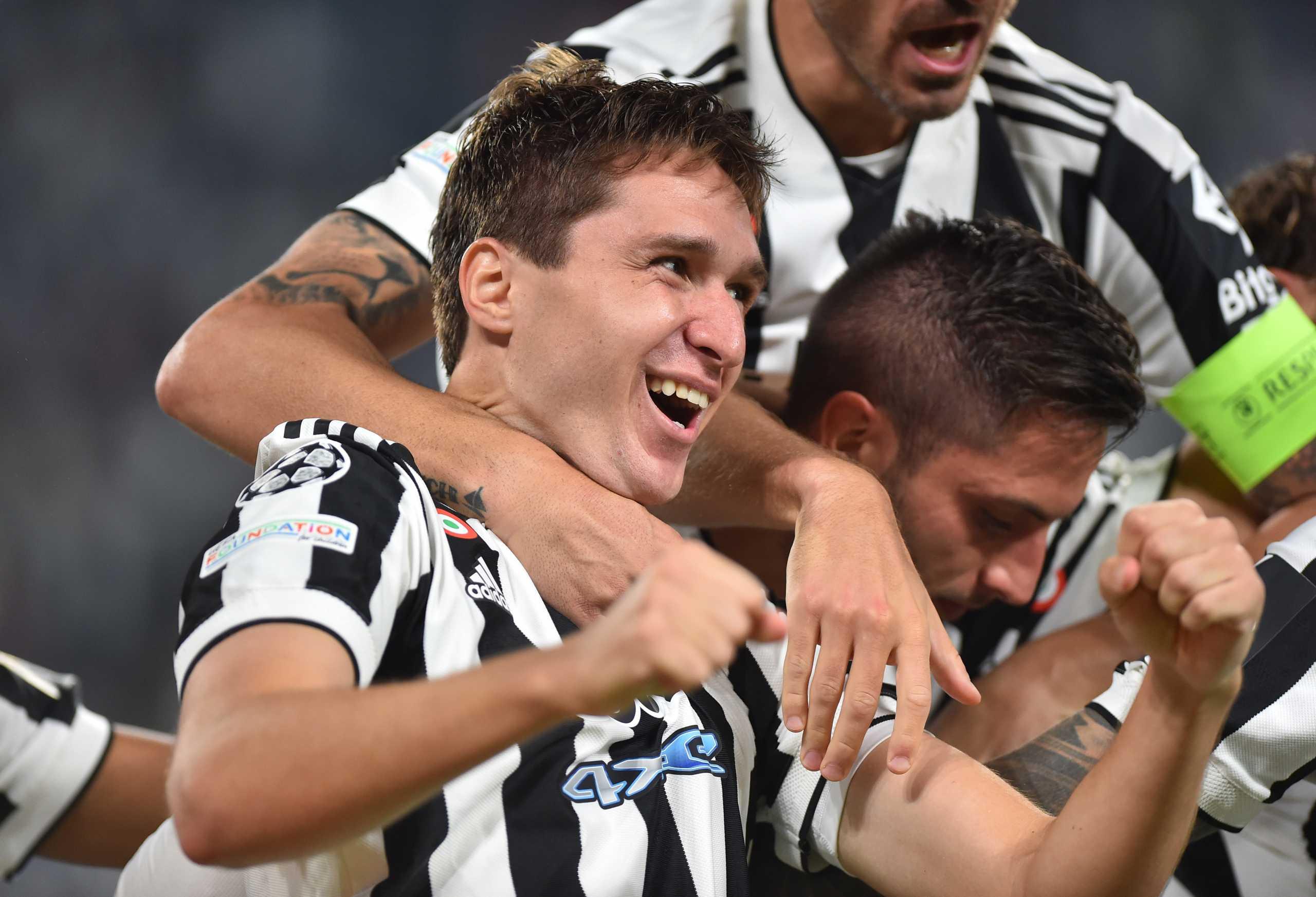 Champions League, Γιουβέντους – Τσέλσι 1-0: Ιταλική νίκη με ιστορικό γκολ Κιέζα