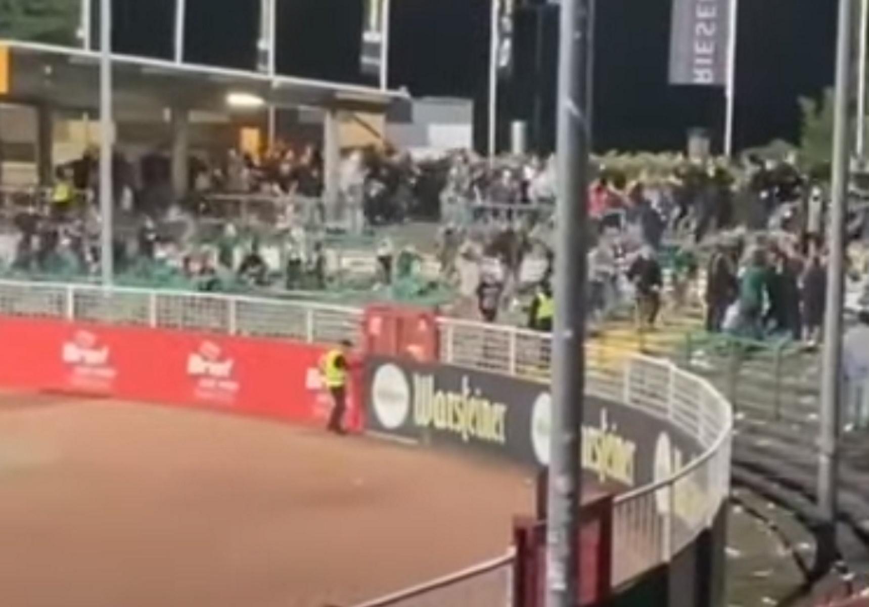 «Χαμός» σε αγώνα Δ΄ εθνική της Γερμανίας – Τριάντα τραυματίες, δυο σε κρίσιμη κατάσταση