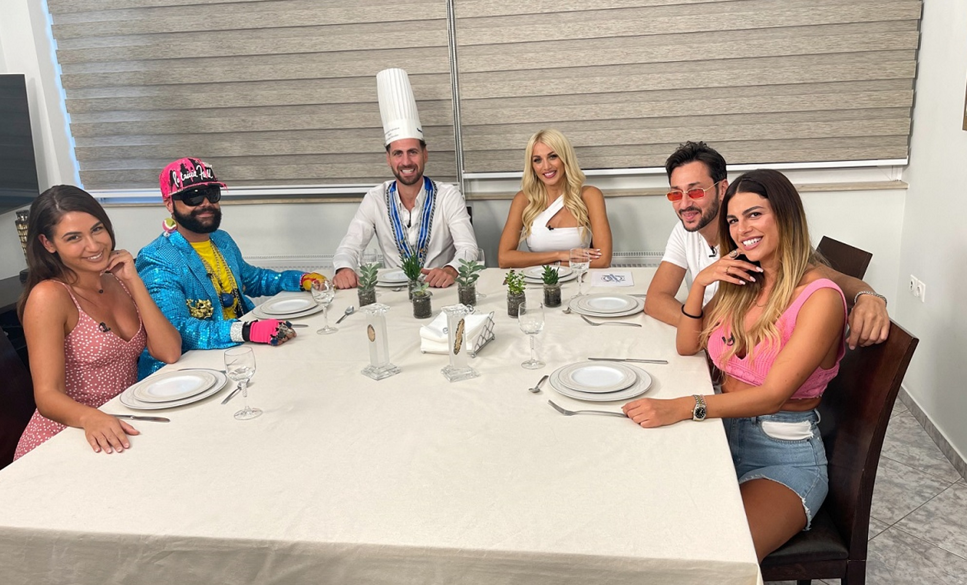 Κάτι Ξαναψήνεται: Η Κωνσταντίνα Σπυροπούλου στρώνει τραπέζι για Survivors!