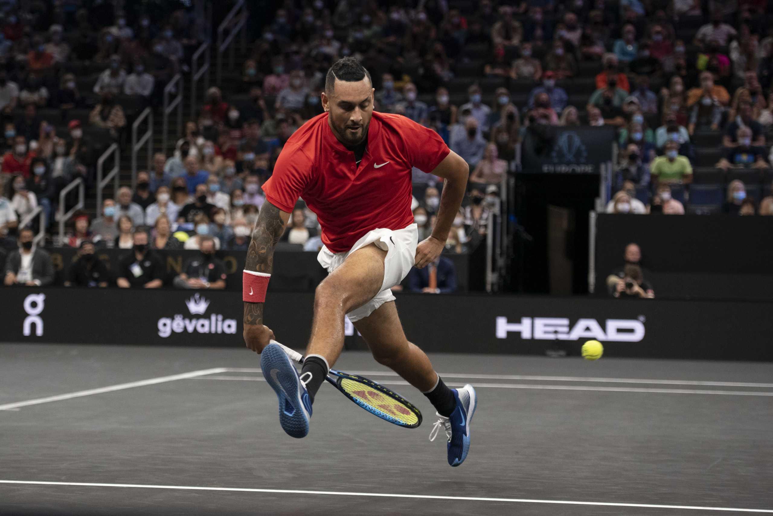 Νικ Κύργιος: «Βόμβα» για πρόωρη απόσυρση από το τένις
