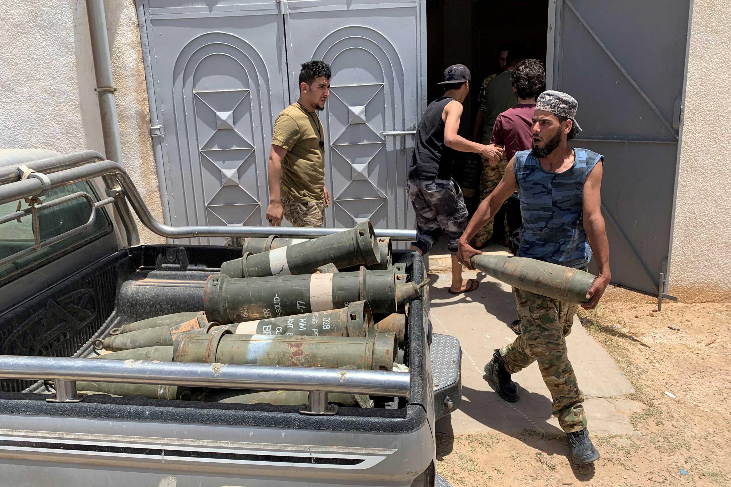 Λιβύη: Ξεκινά η «αρχή του τέλους» για τους μισθοφόρους της Τουρκίας