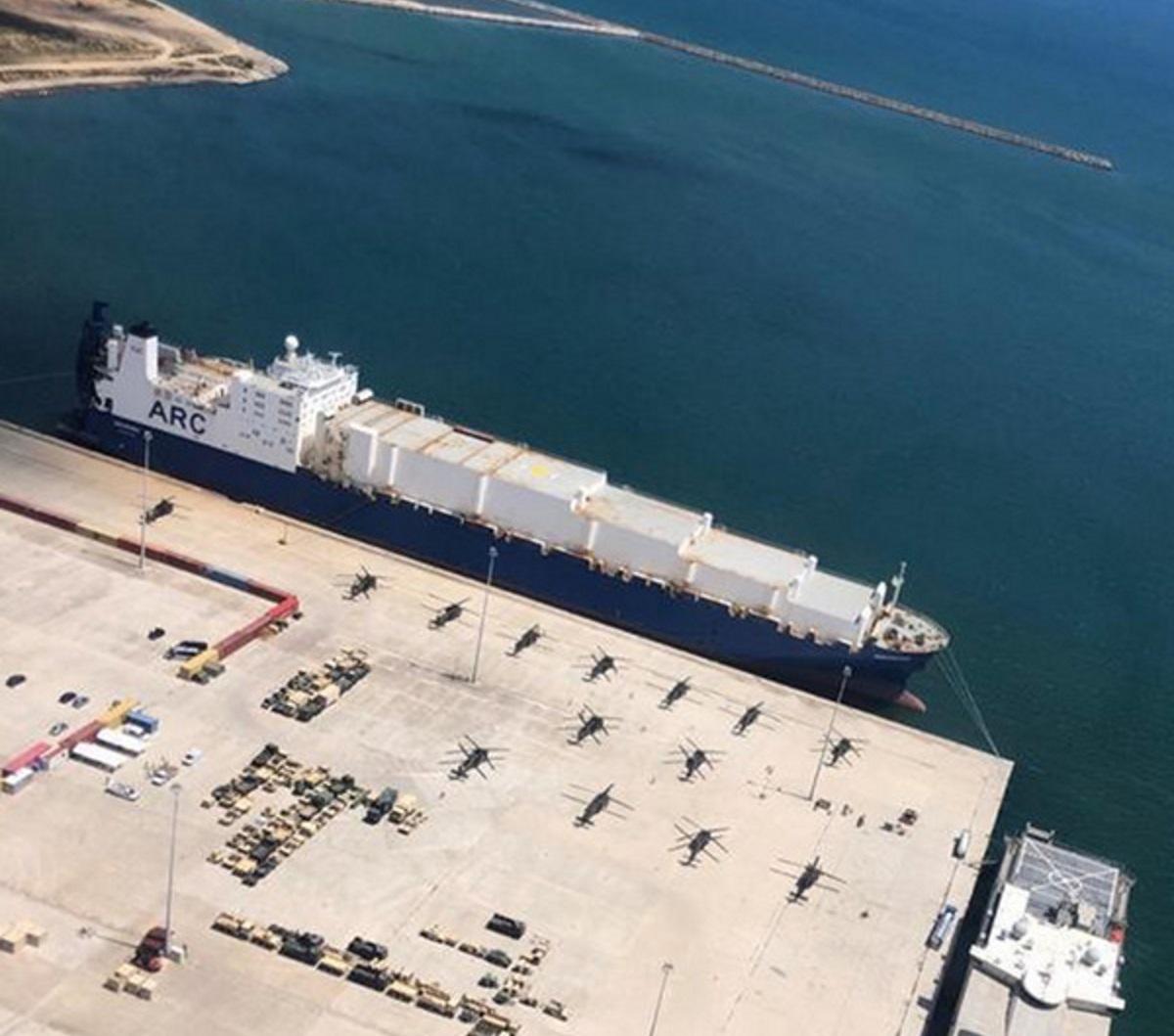 Στο λιμάνι της Αλεξανδρούπολης ο Πρόεδρος και ο Διευθύνων Σύμβουλος του ΤΑΙΠΕΔ