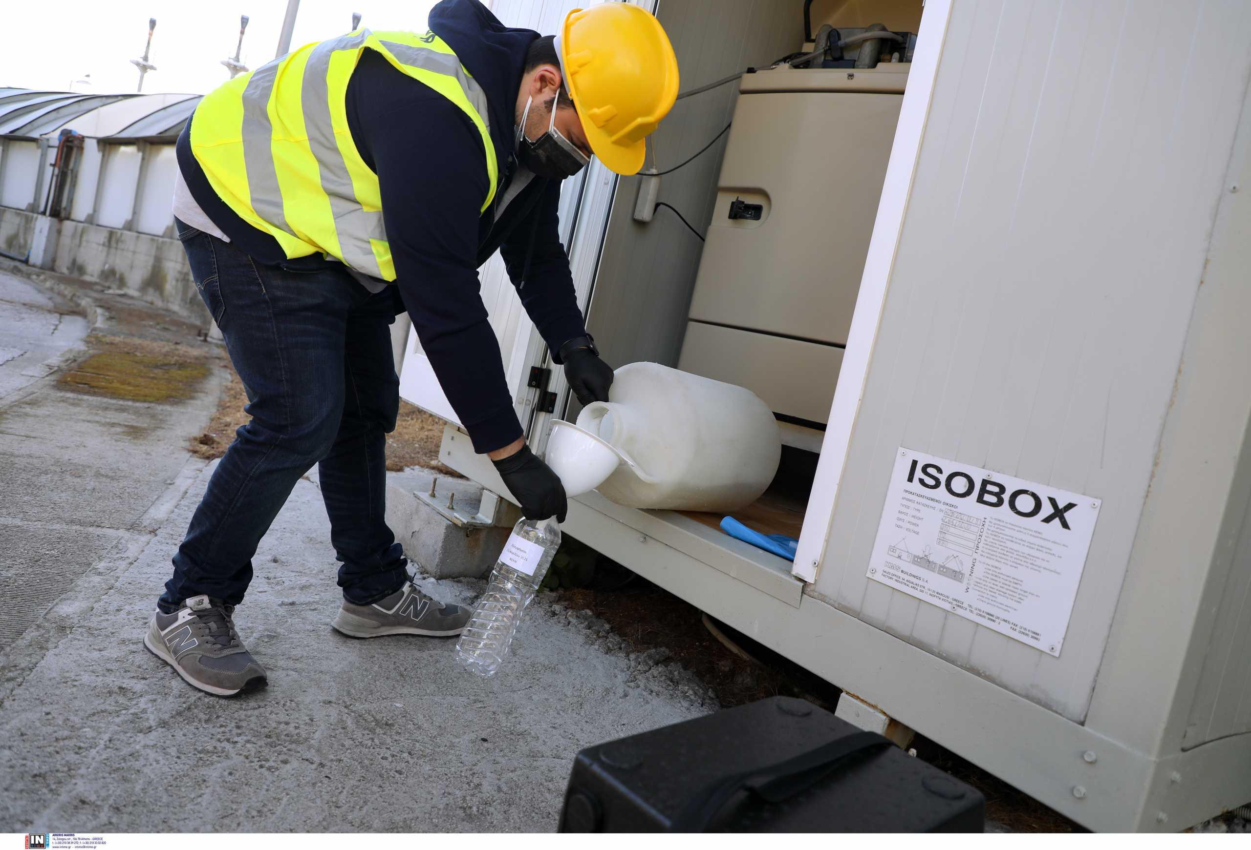 Κορονοϊός – Λύματα: Σταθερές οι τιμές του ιικού φορτίου στη Θεσσαλονίκη