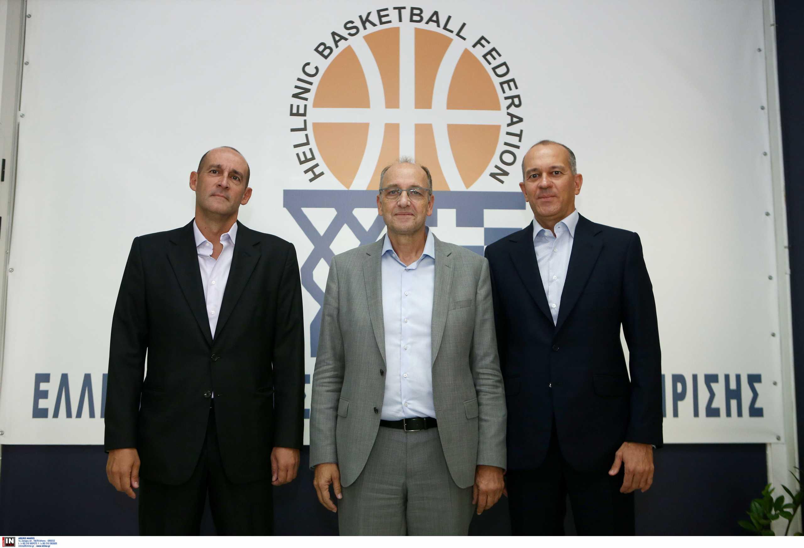 ΕΟΚ: Ο Λιόλιος συναντήθηκε με τους Αγγελόπουλους – «Μας ενδιαφέρει η ενότητα στο μπάσκετ»