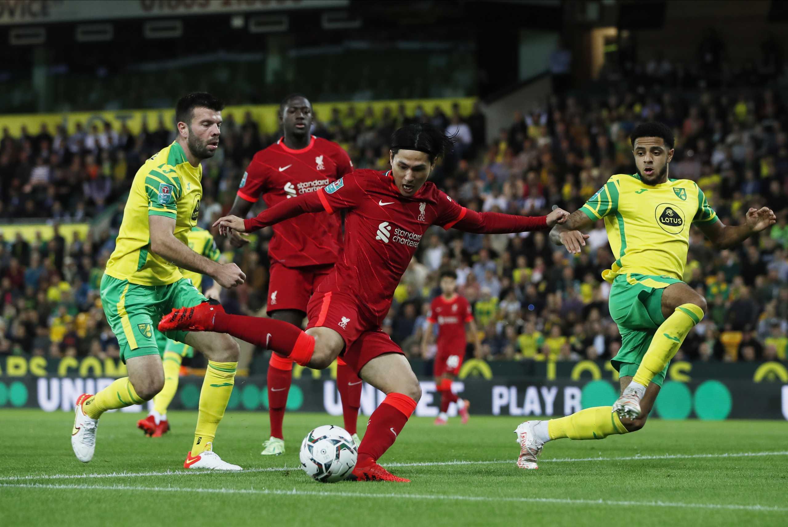 Νόριτς – Λίβερπουλ 0-3: Ο Τσιμίκας νίκησε στον «εμφύλιο», μοιραίος ο Τζόλης