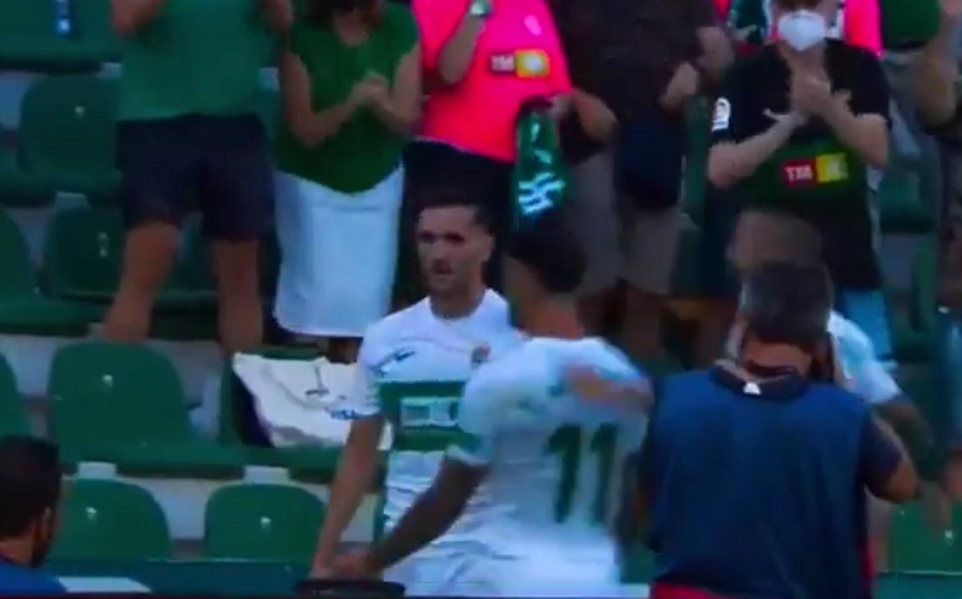 Έλτσε – Χετάφε 1-1: «On fire» ο Λούκας Πέρεθ, νέο γκολ από τον πρώην παίκτη του ΠΑΟΚ στην La Liga