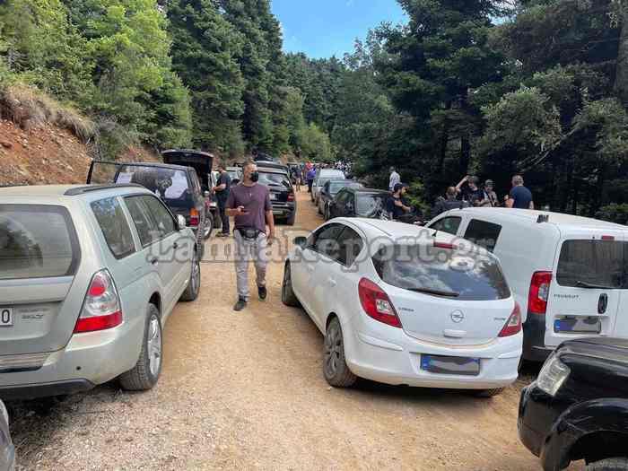 Ράλι Ακρόπολις: Εγκλωβίστηκαν χιλιάδες θεατές στα βουνά της Φθιώτιδας