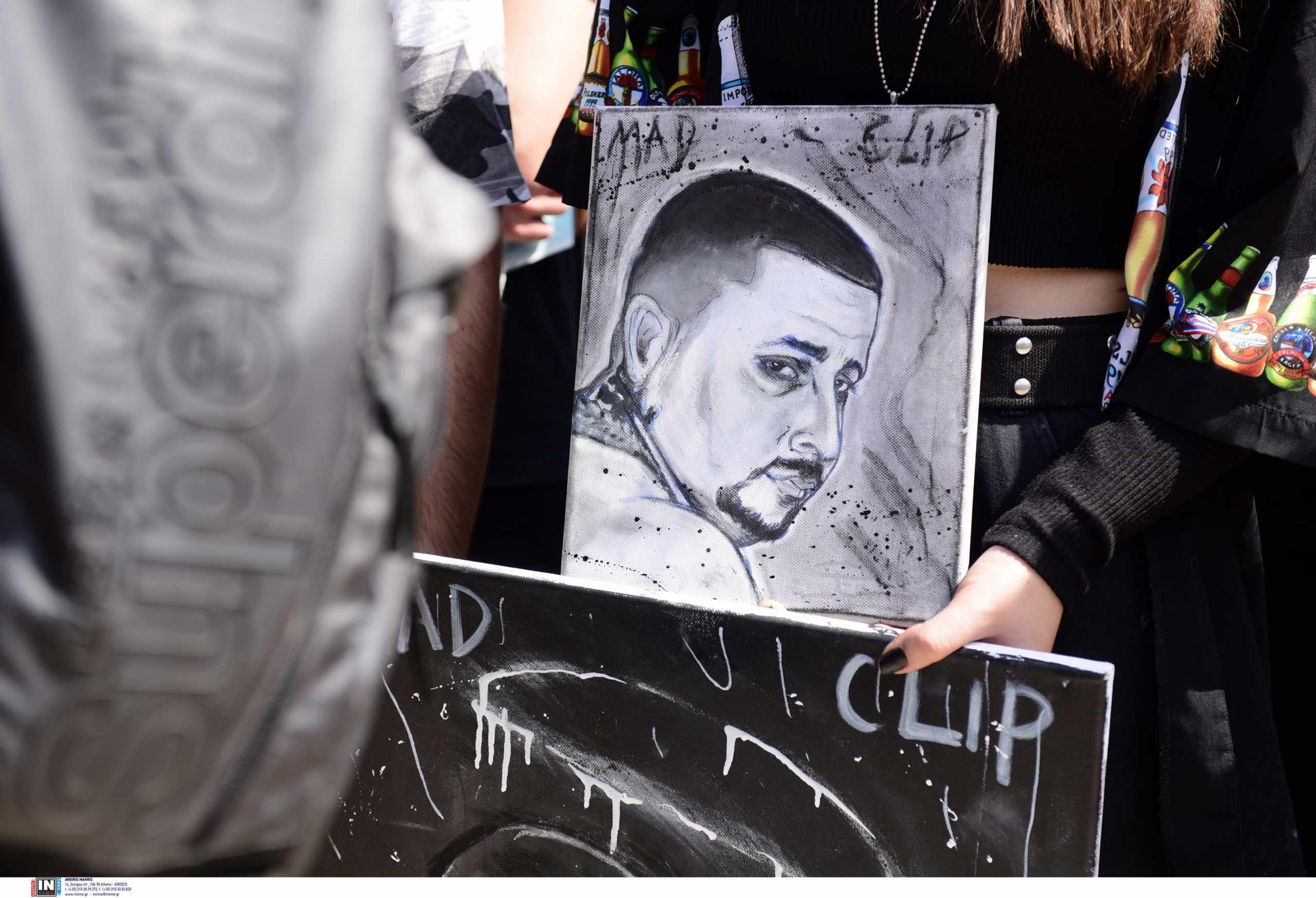 Mad Clip: Ασέβεια! Κατέστρεψαν μνήμα 20χρονης στην κηδεία του τράπερ