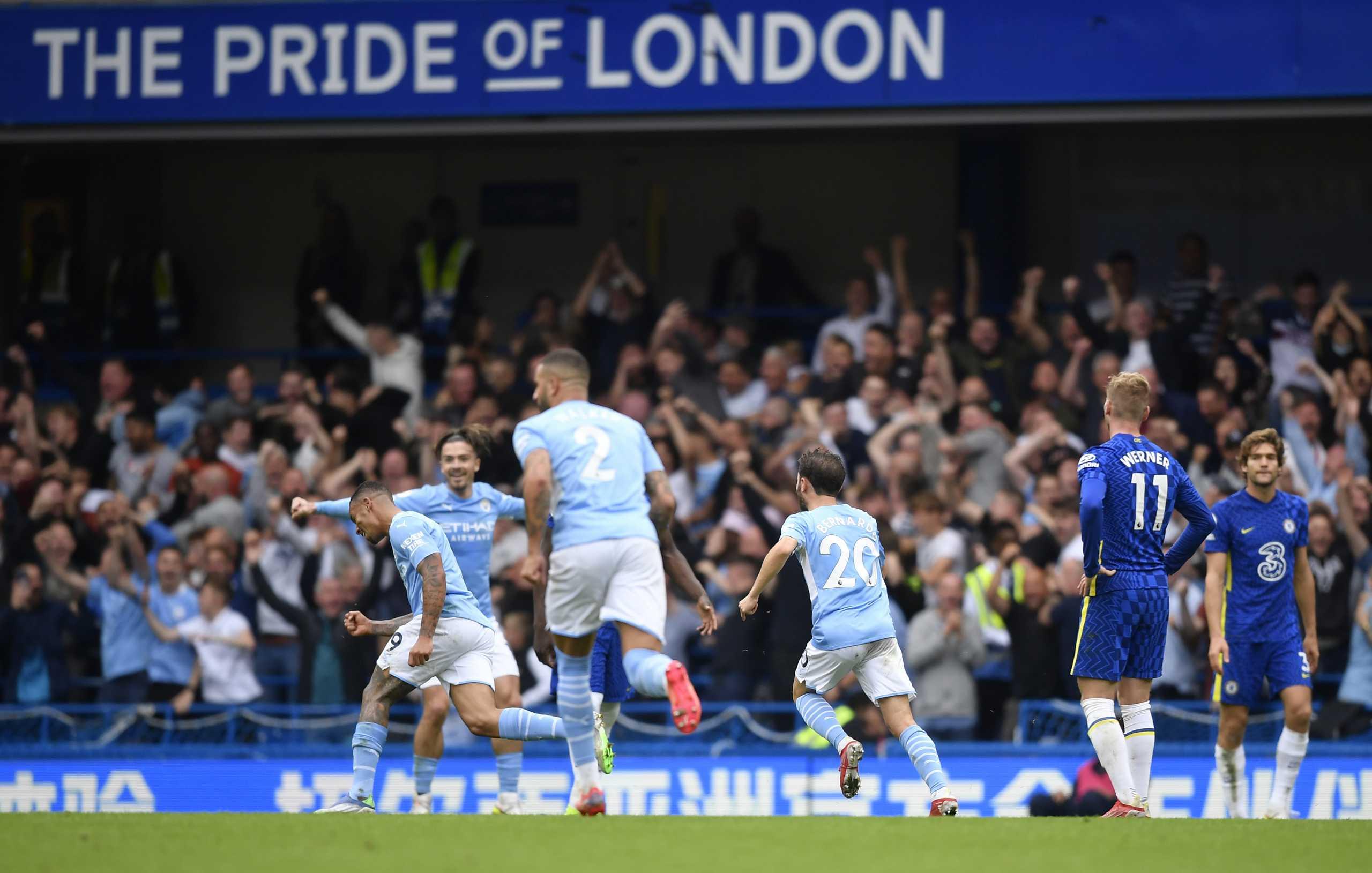 Premier League, Τσέλσι – Μάντσεστερ Σίτι 0-1: «Εκδίκηση» με νίκη στο Λονδίνο
