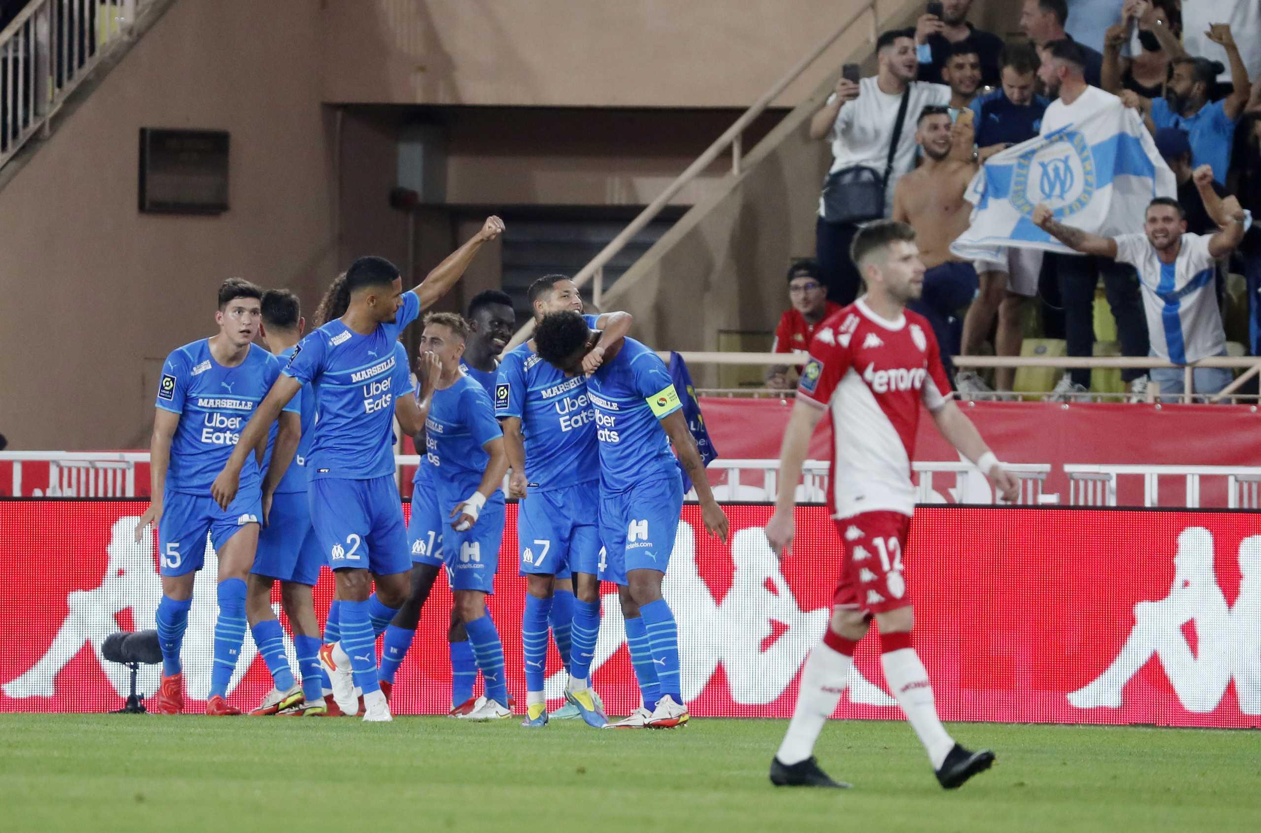 Μονακό – Μαρσέιγ 0-2: Άνετο «πέρασμα» με Ντιένγκ