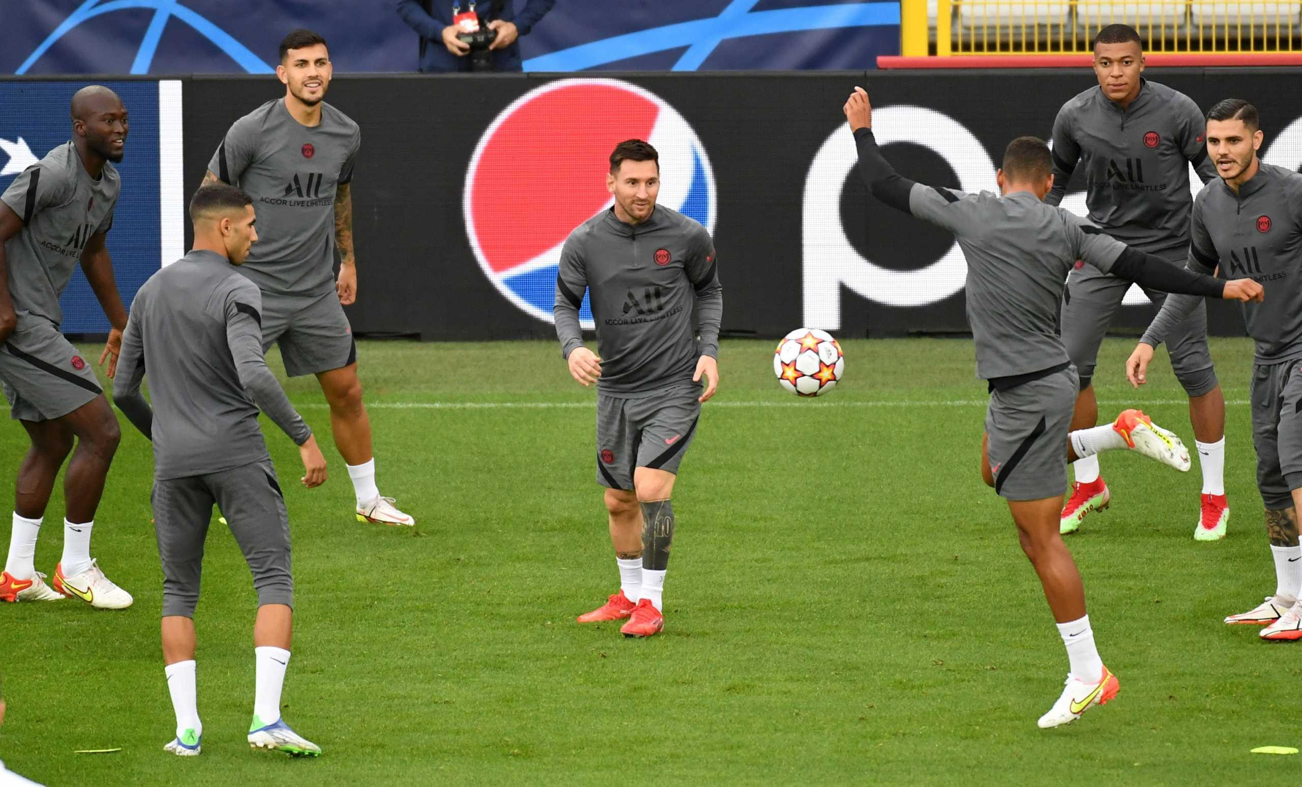 Champions League: Ίντερ – Ρεάλ και Λίβερπουλ – Μίλαν οι ματσάρες, «μπαίνει» ο Μέσι της Παρί