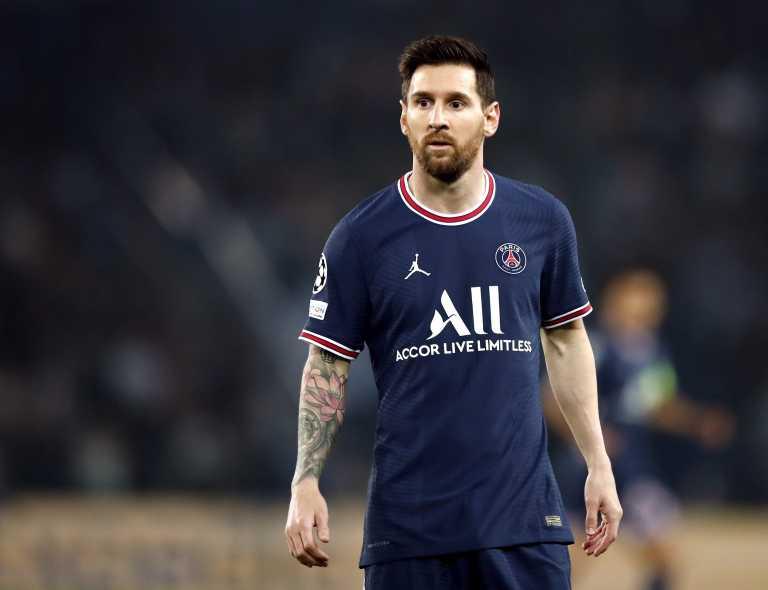 Champions League: Γκολάρα από τον Λιονέλ Μέσι που σκοράρει για πρώτη φορά με τη φανέλα της Παρί